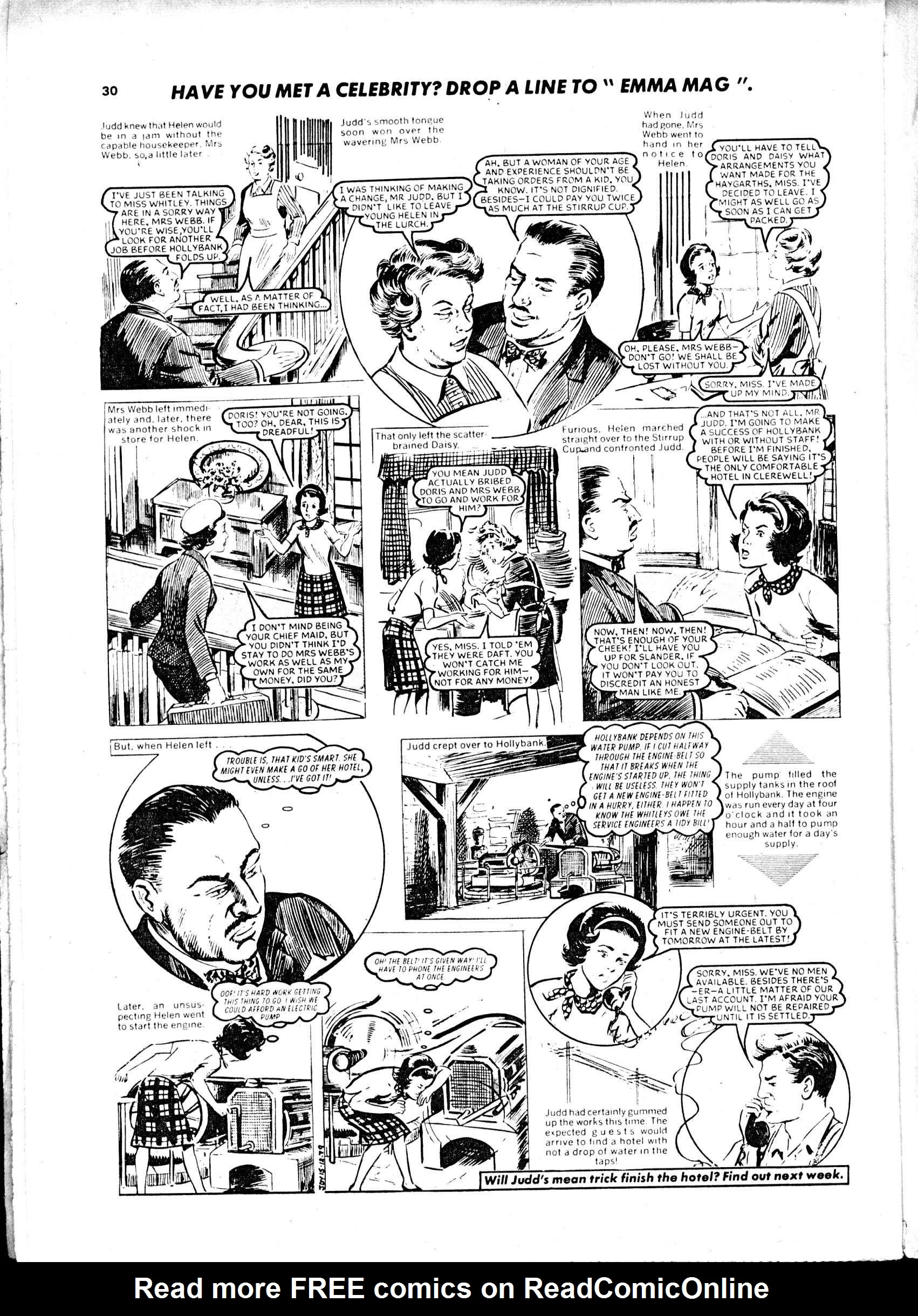 Read online Judy comic -  Issue #1040 - 30