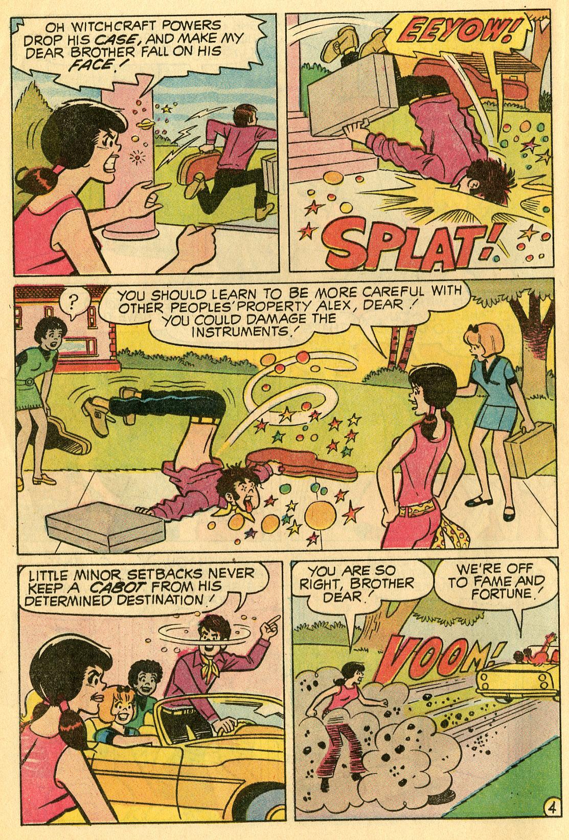 Read online She's Josie comic -  Issue #48 - 16