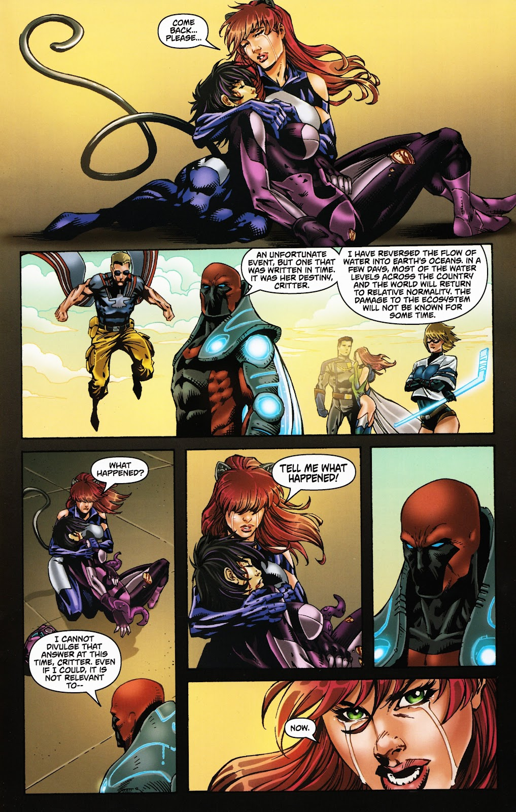 Read online Critter (2012) comic -  Issue #16 - 20