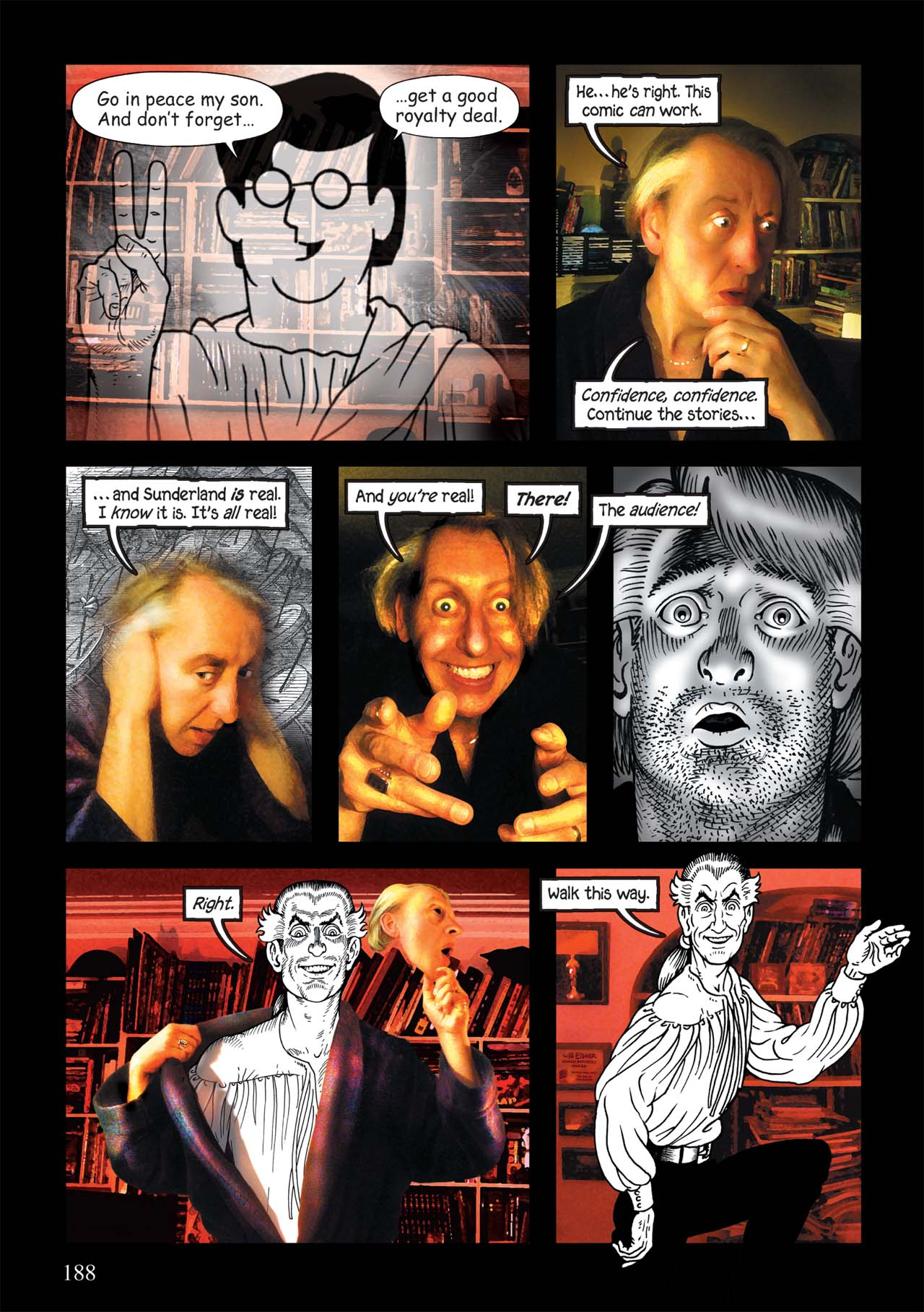 Read online Alice in Sunderland comic -  Issue # Full - 192