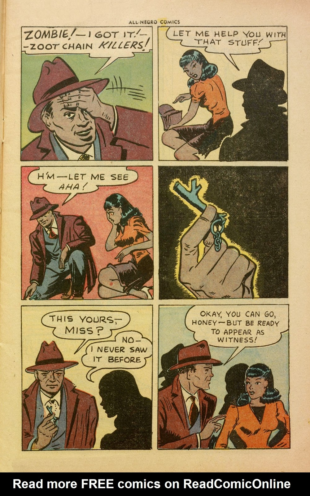 All-Negro Comics issue Full - Page 9