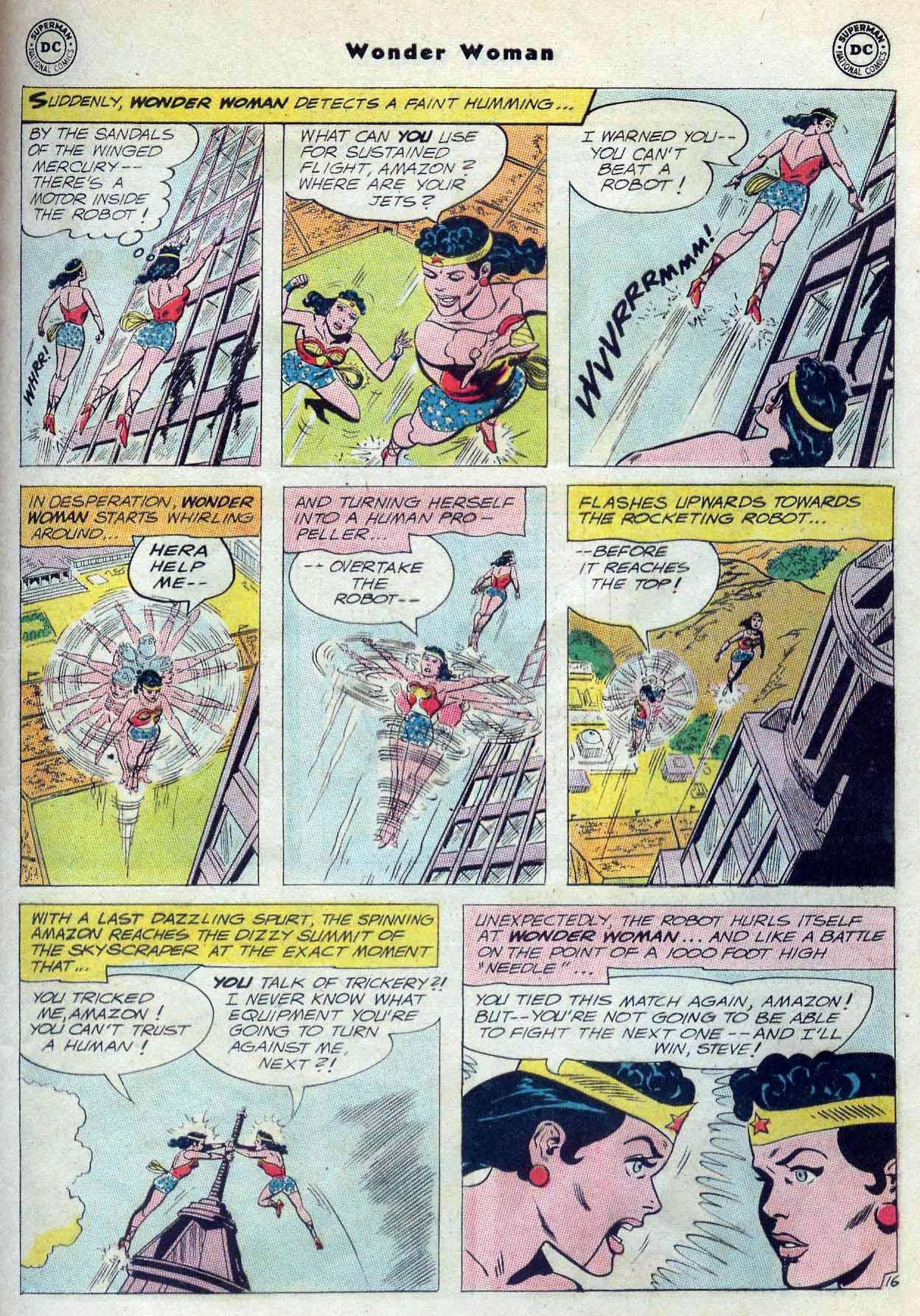 Read online Wonder Woman (1942) comic -  Issue #137 - 21