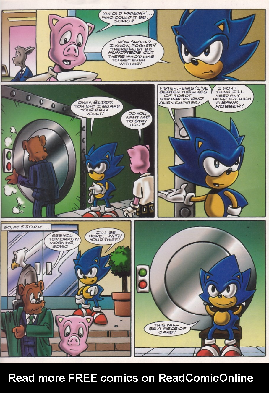 Read online Sonic the Comic comic -  Issue #142 - 3