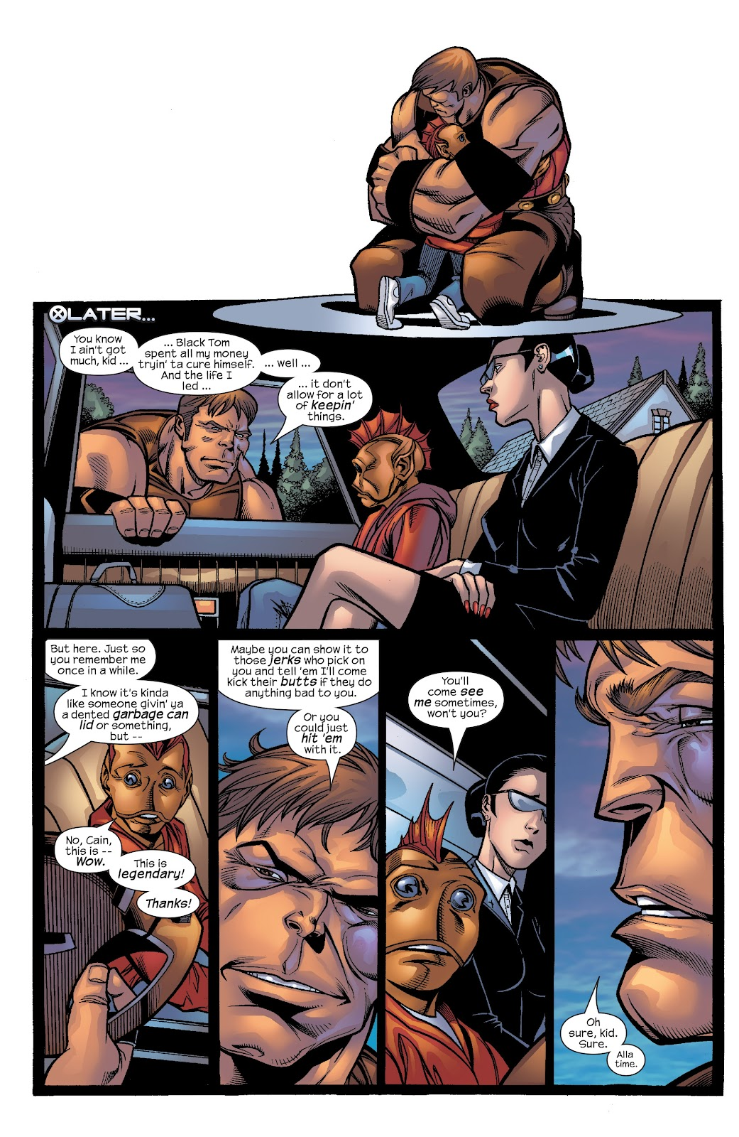 Read online X-Men: Unstoppable comic -  Issue # TPB (Part 4) - 69