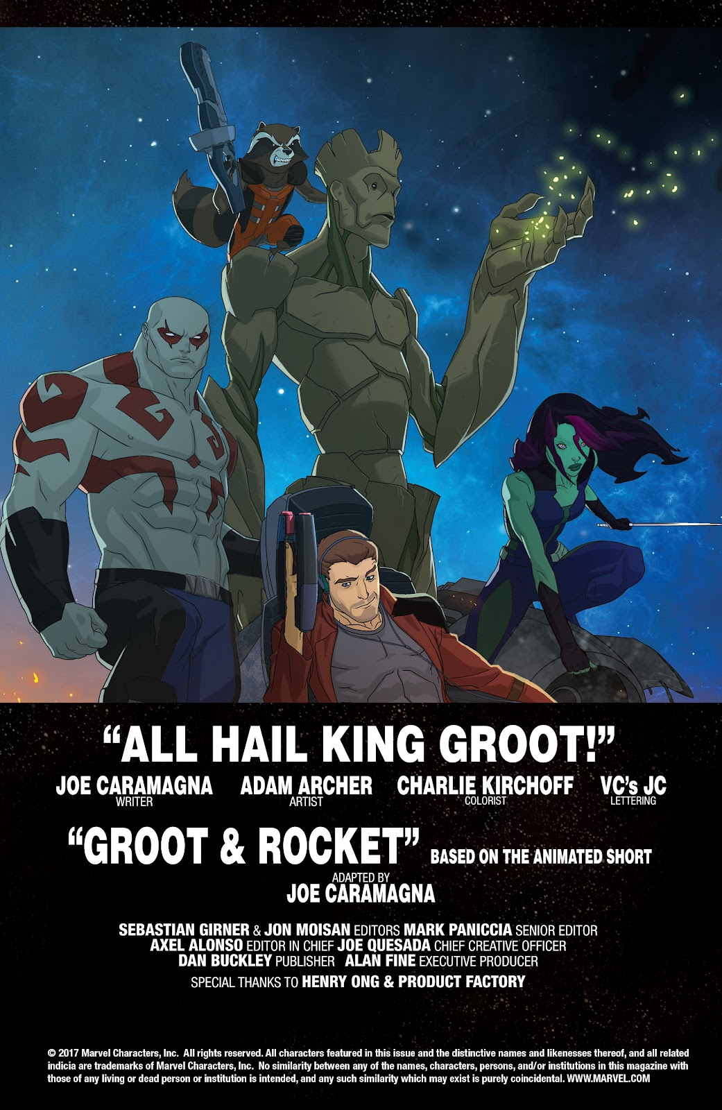 Read online Marvel Universe Guardians of the Galaxy [I] comic -  Issue #4 - 2