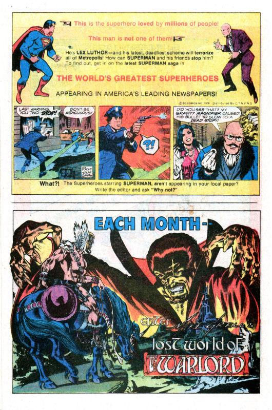 Read online Wonder Woman (1942) comic -  Issue #255 - 19