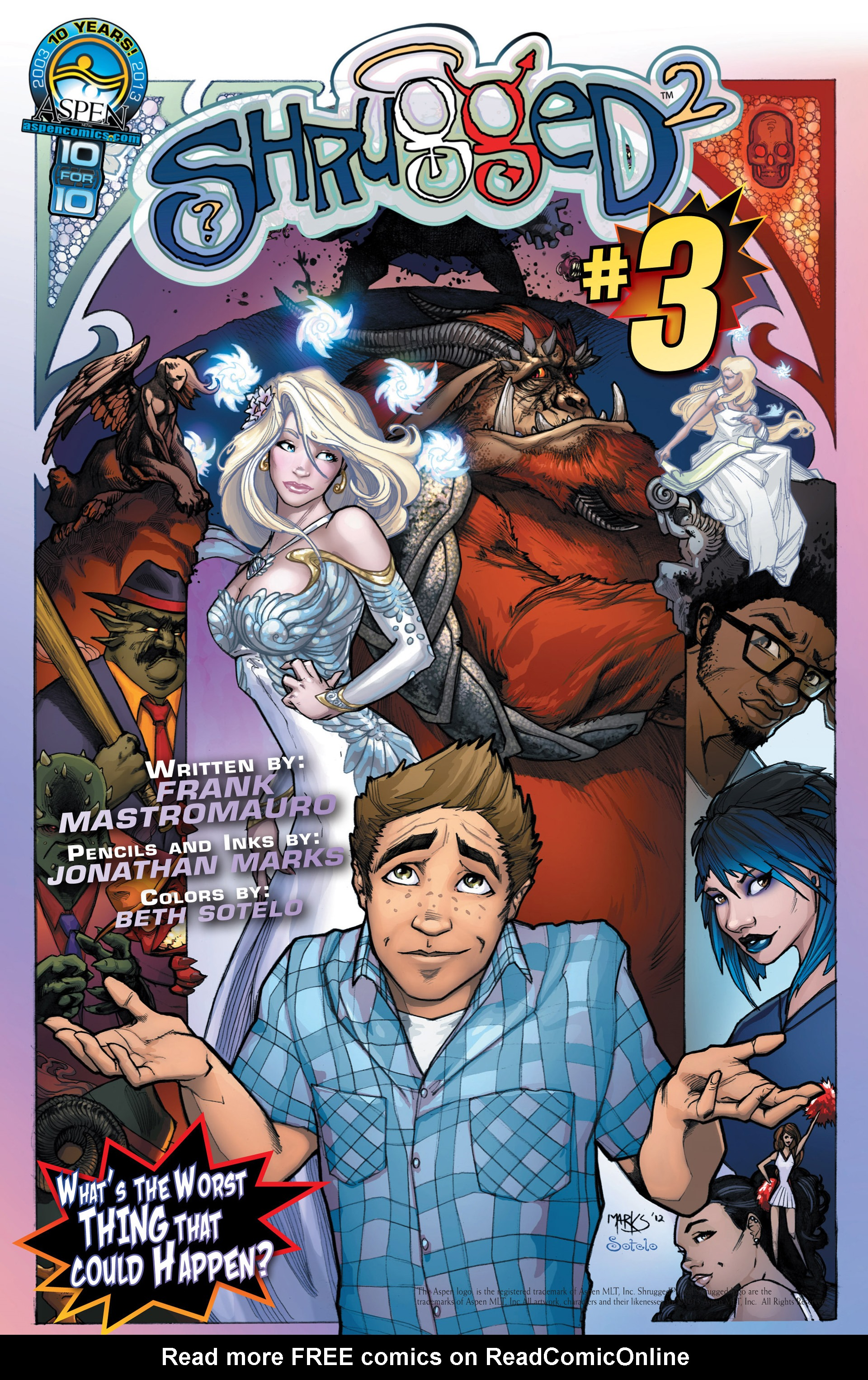 Read online Shrugged (2013) comic -  Issue #2 - 23