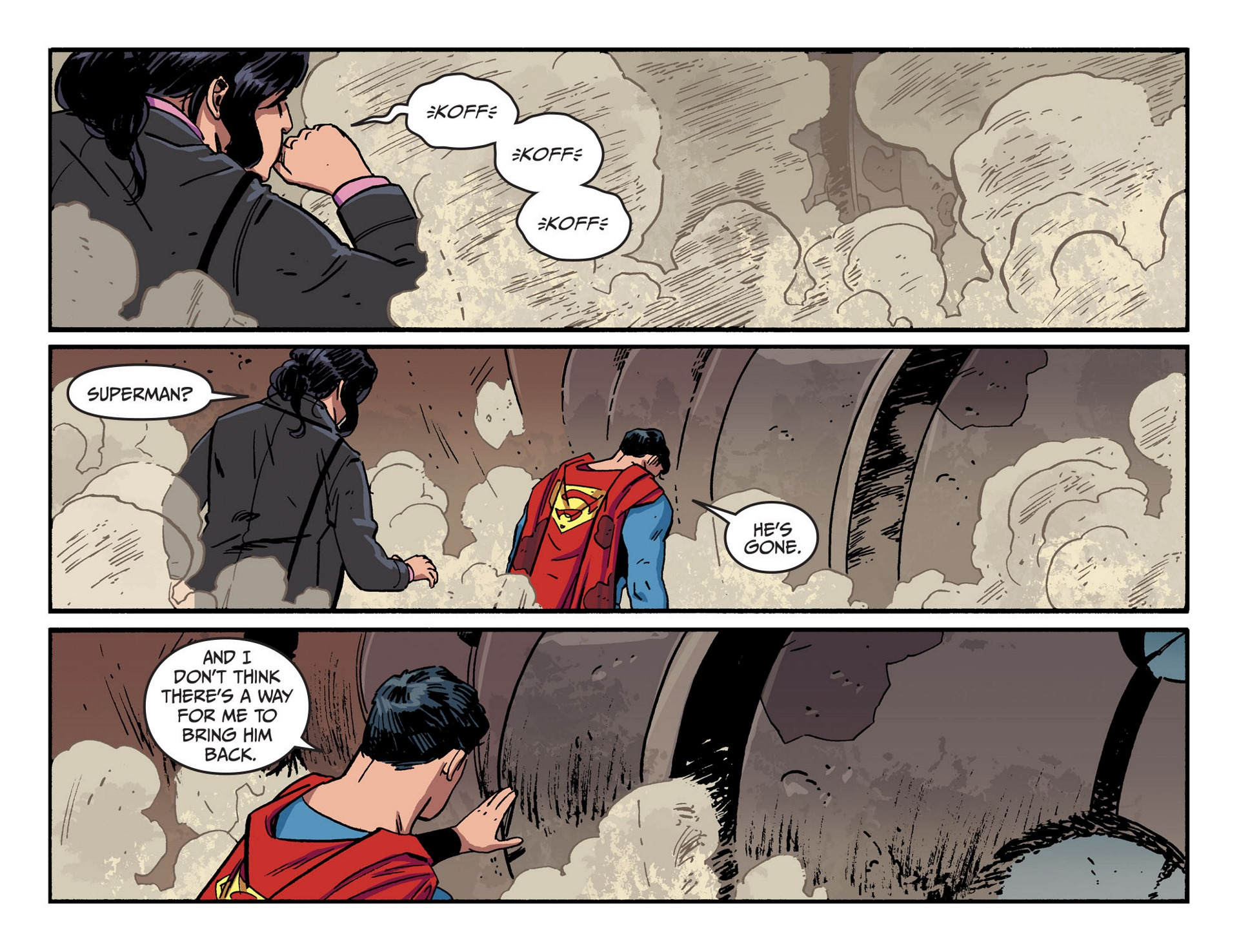 Read online Adventures of Superman [I] comic -  Issue #45 - 19