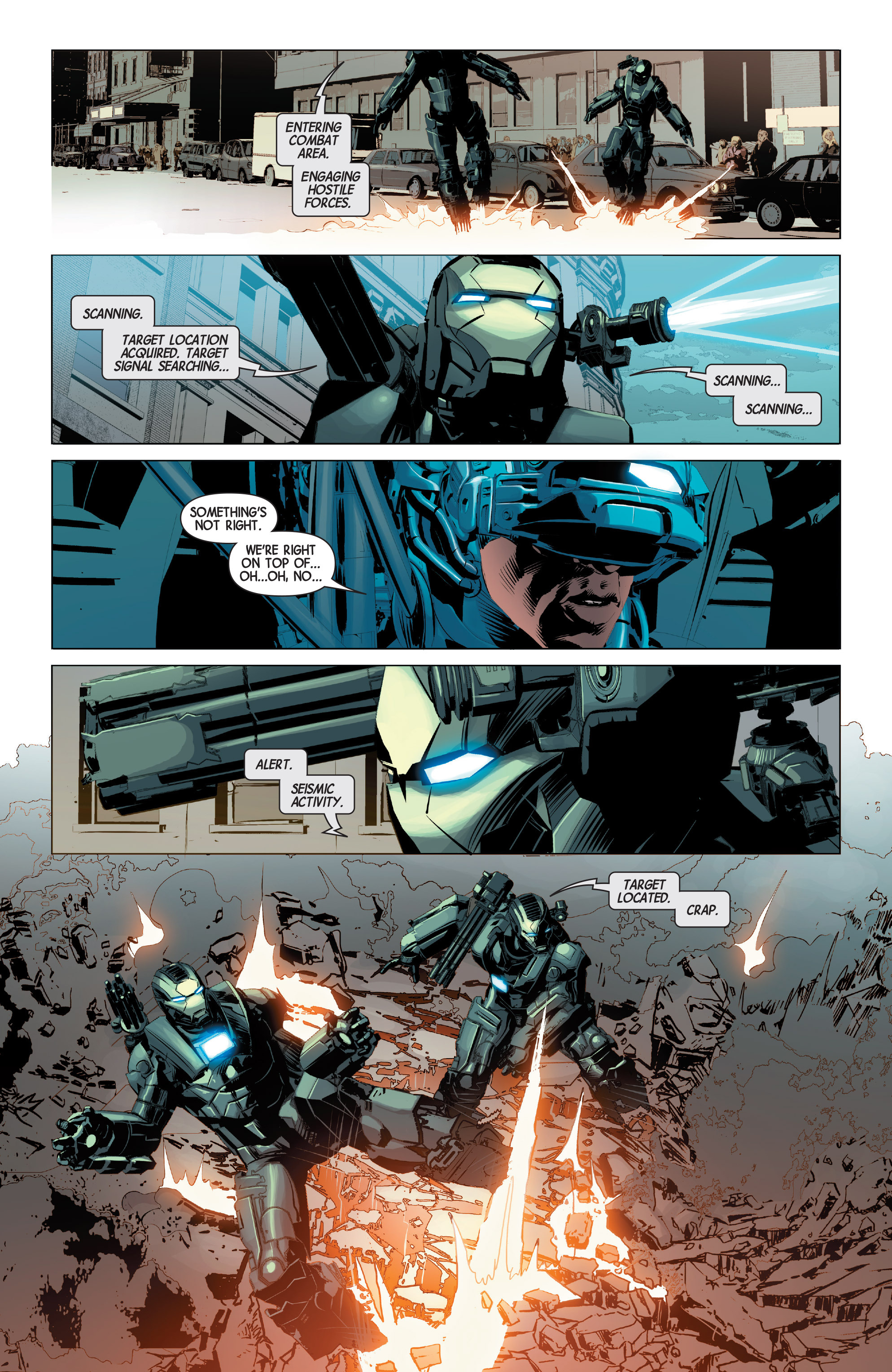 Read online Avengers (2013) comic -  Issue #39 - 14