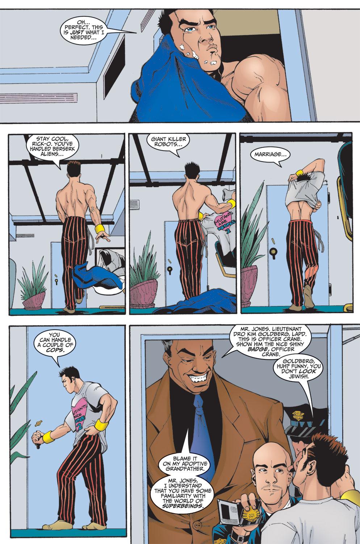 Captain Marvel (1999) Issue #1 #2 - English 3