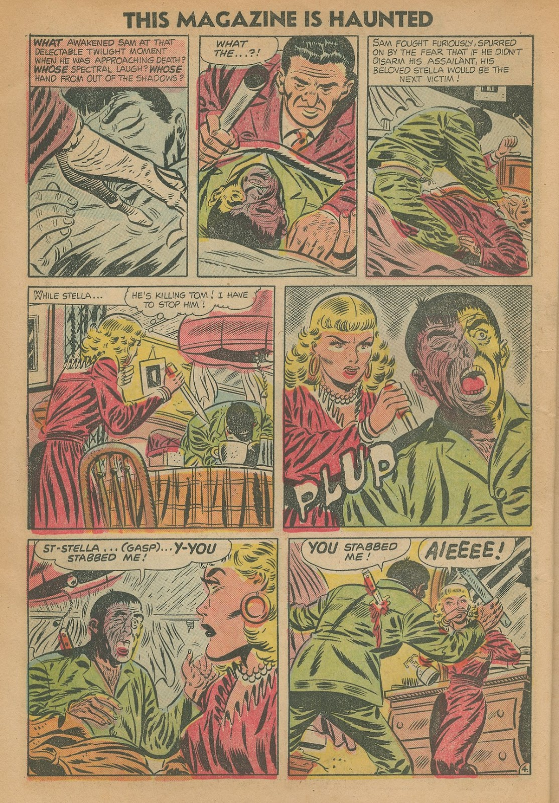 Read online This Magazine Is Haunted comic -  Issue #19 - 6