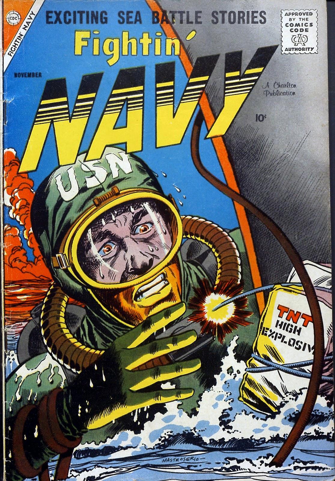 Read online Fightin' Navy comic -  Issue #84 - 1