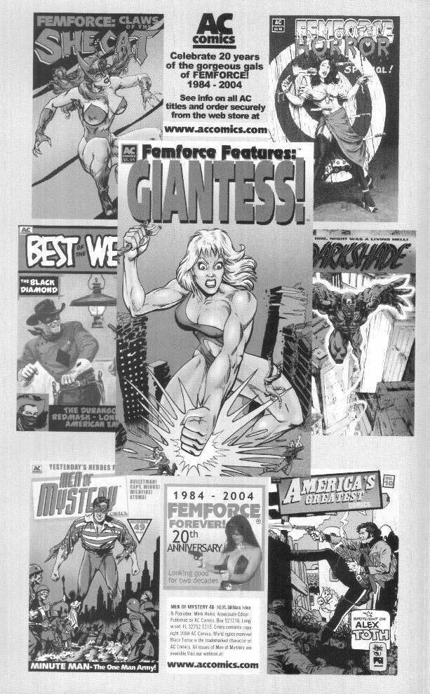 Read online Men of Mystery Comics comic -  Issue #48 - 2