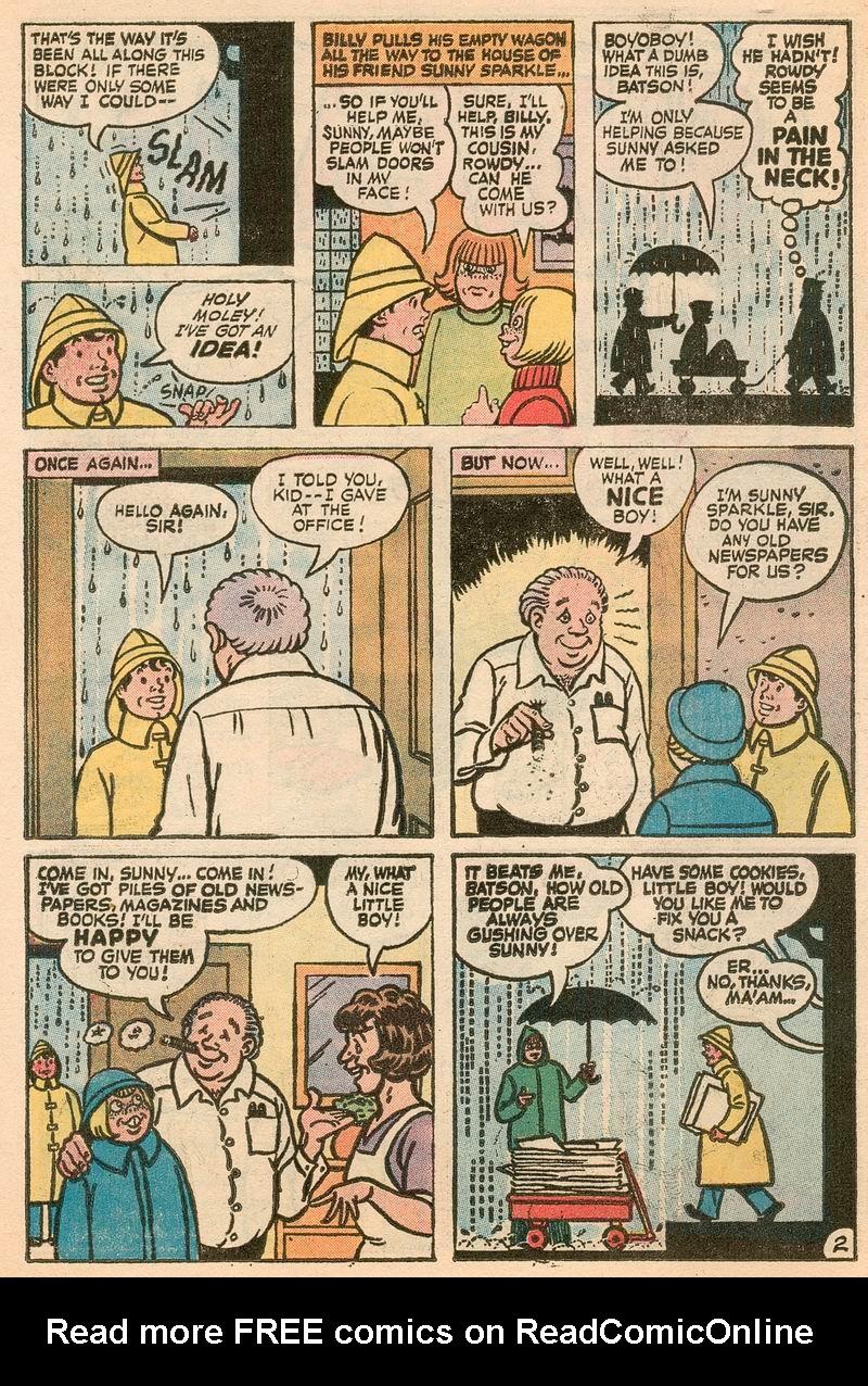 Read online Shazam! (1973) comic -  Issue #5 - 11