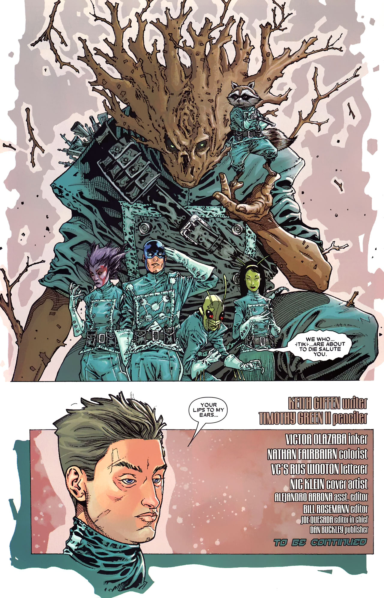Read online Annihilation: Conquest - Starlord comic -  Issue #1 - 24