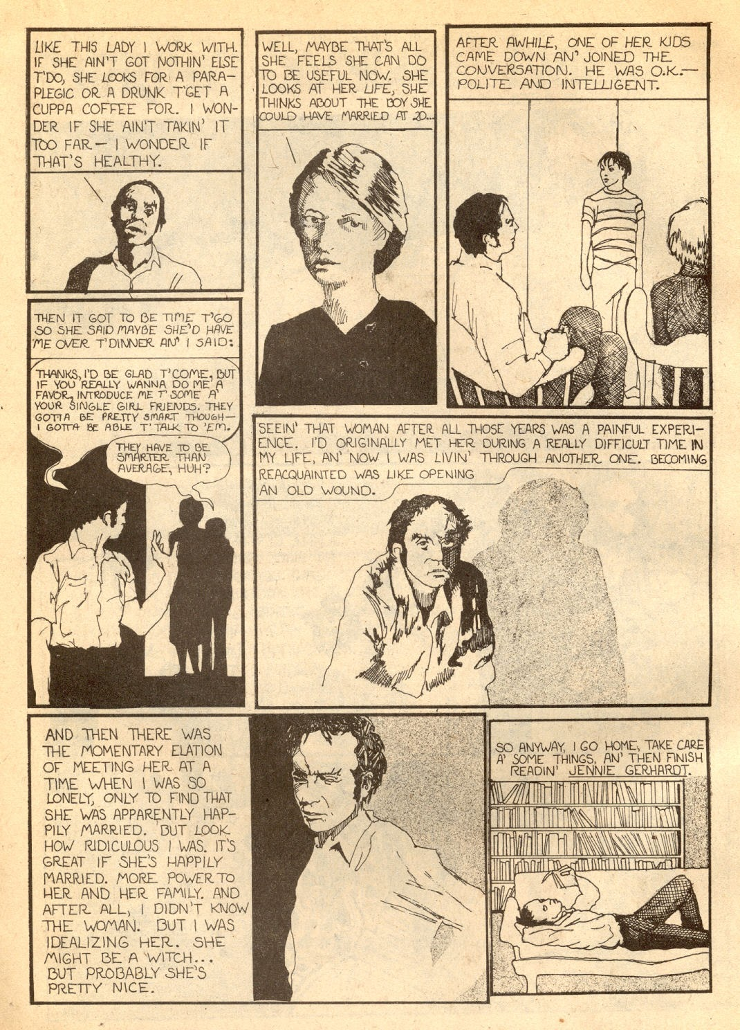 American Splendor (1976) issue 7 - Page 30