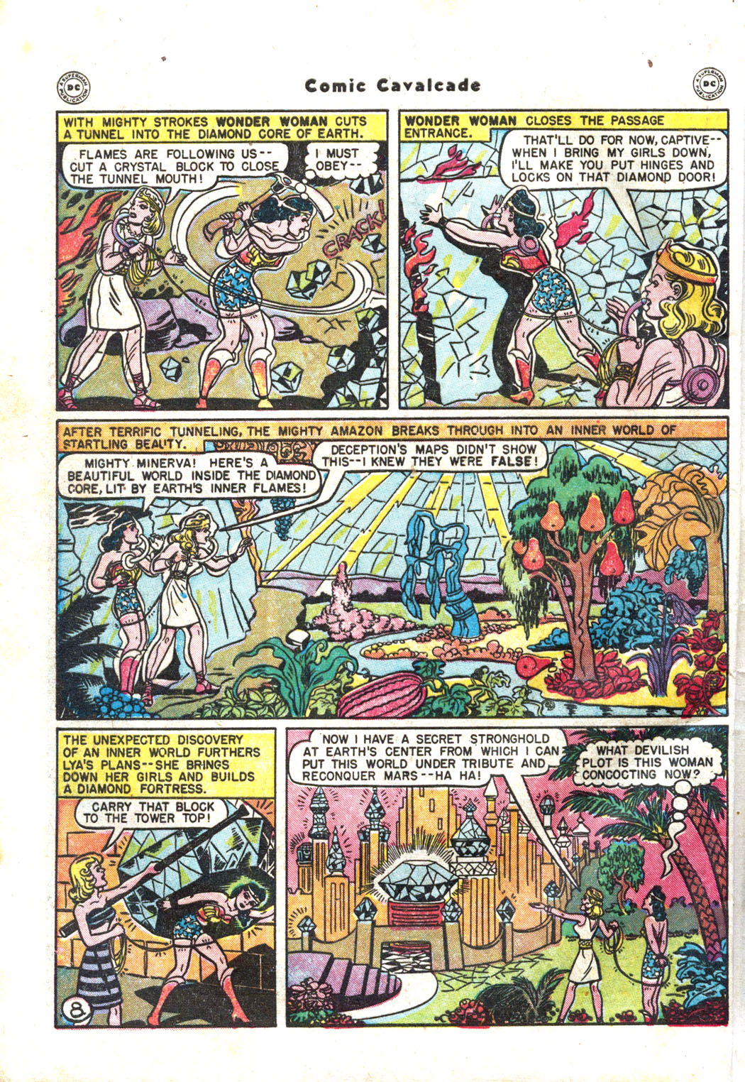 Comic Cavalcade issue 26 - Page 10