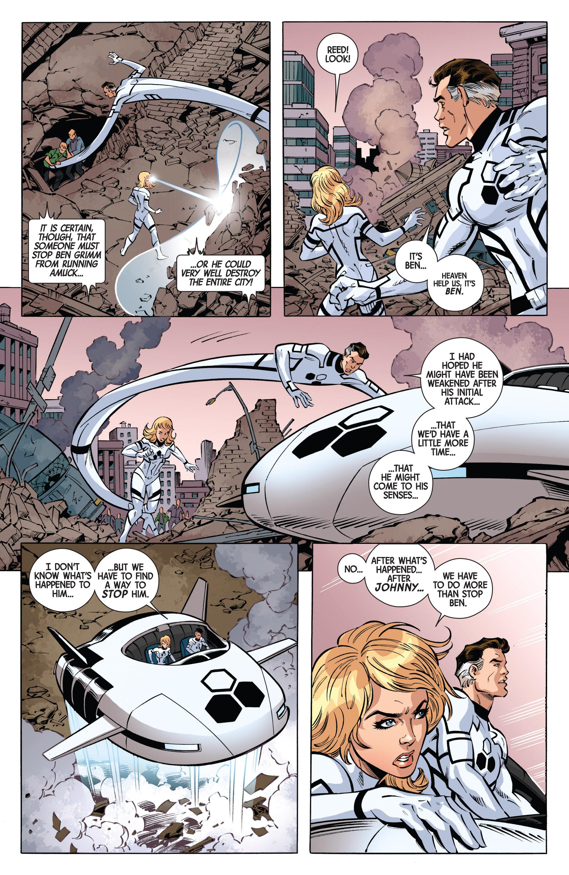 Read online Fear Itself: FF comic -  Issue # Full - 6
