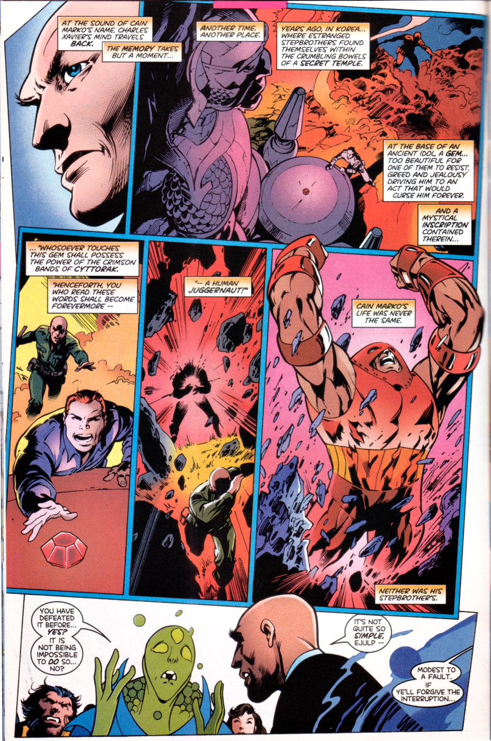 X-Men (1991) 88 Page 8