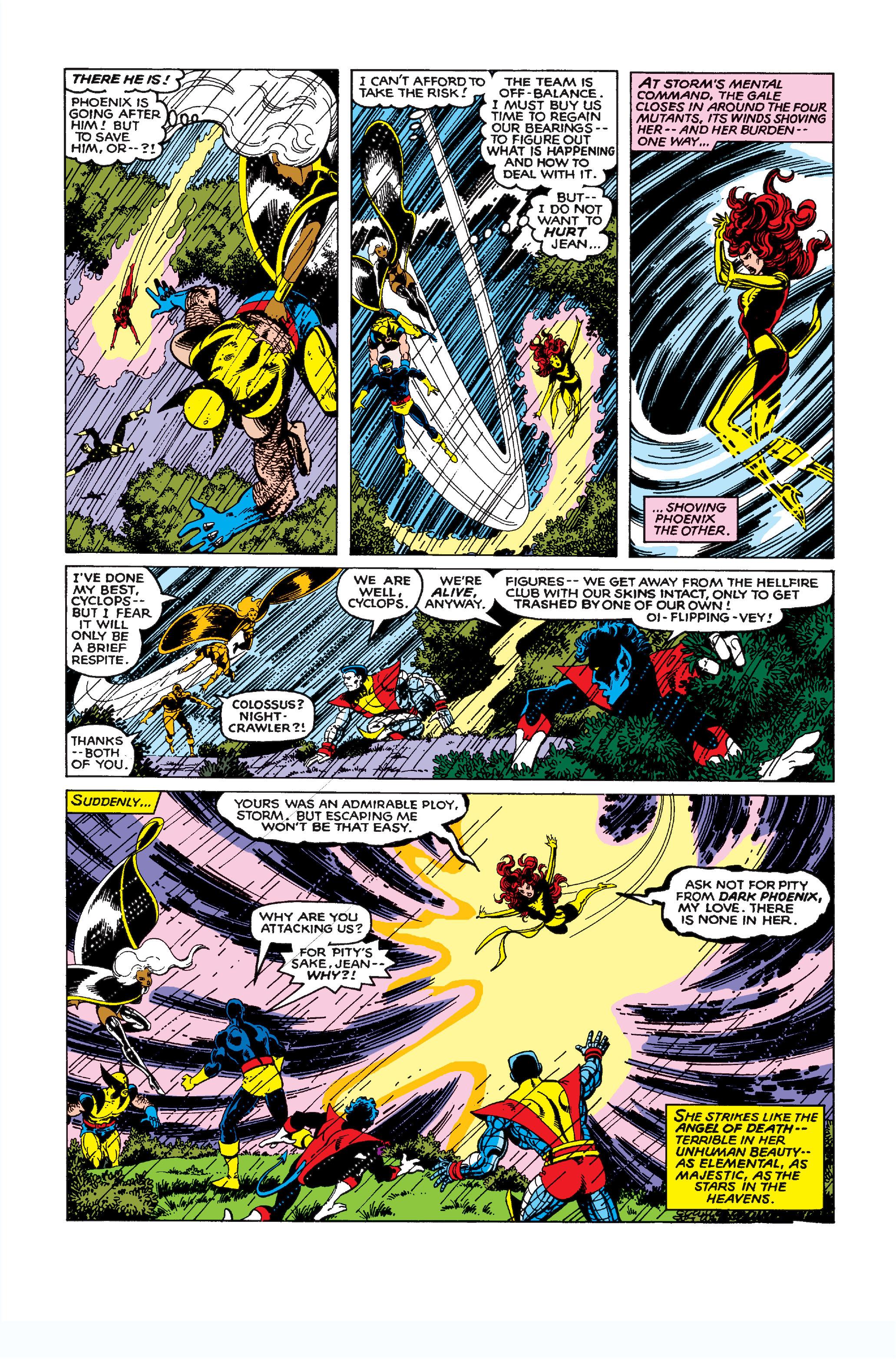 Read online Uncanny X-Men (1963) comic -  Issue #135 - 4