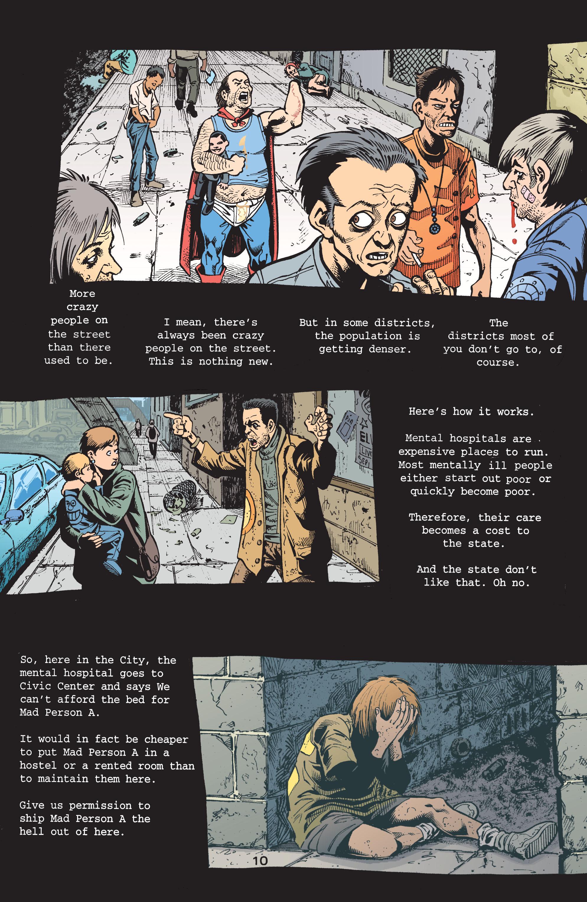 Read online Transmetropolitan comic -  Issue #41 - 11