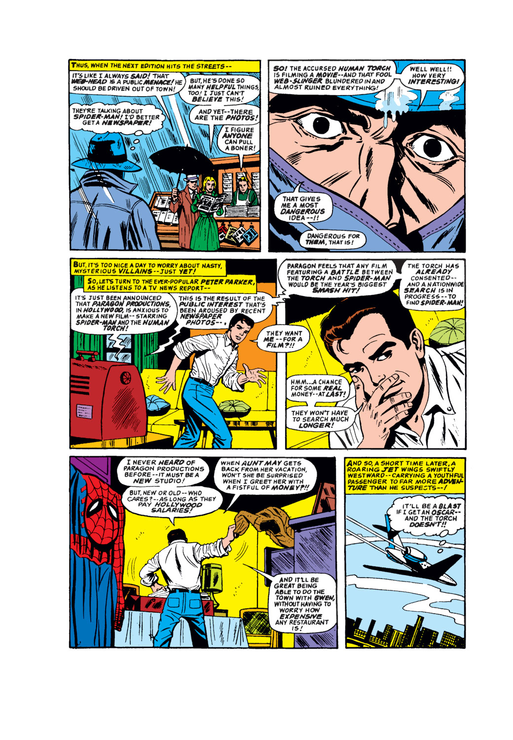 The Amazing Spider-Man (1963) _Annual_4 Page 8