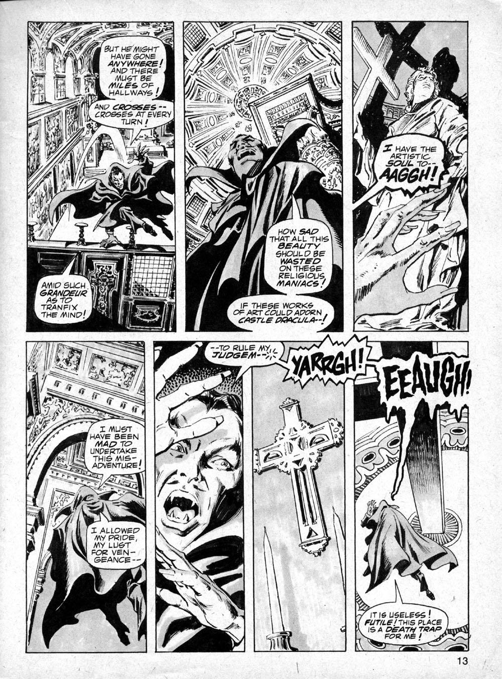 Dracula Lives issue 6 - Page 14