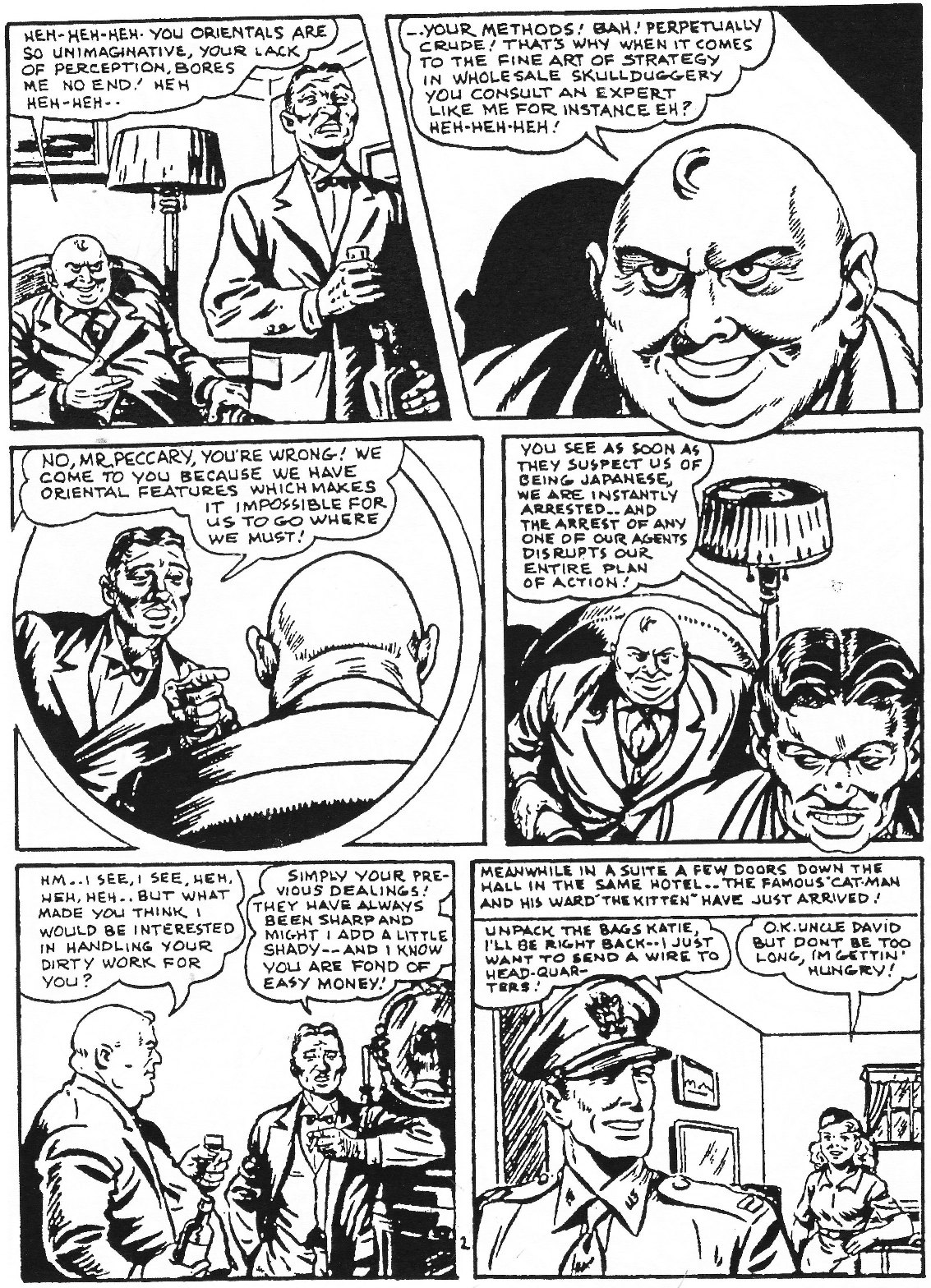 Read online Men of Mystery Comics comic -  Issue #65 - 58