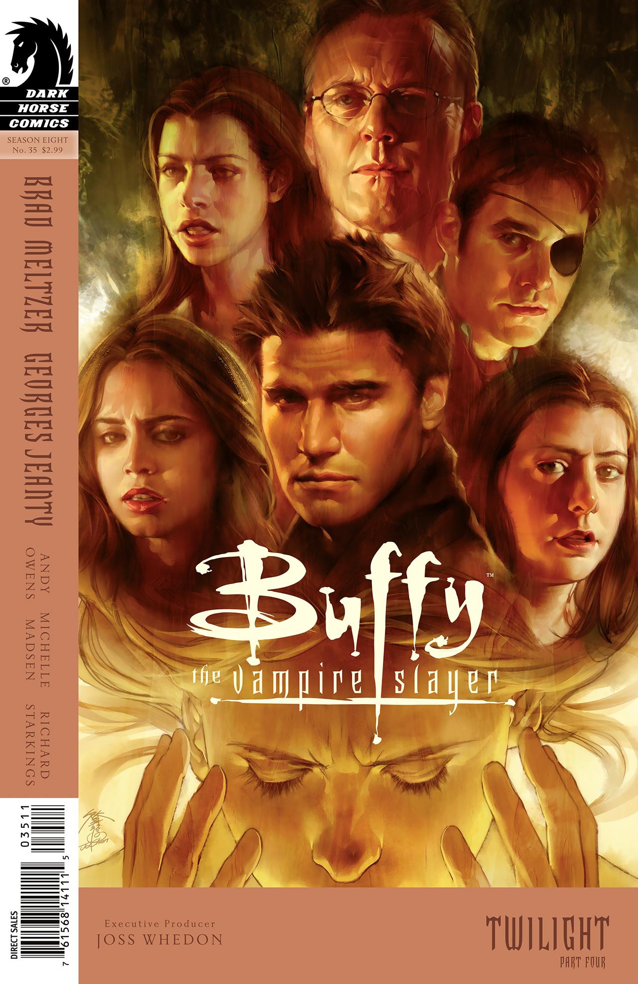 Buffy the Vampire Slayer Season Eight 35 Page 1