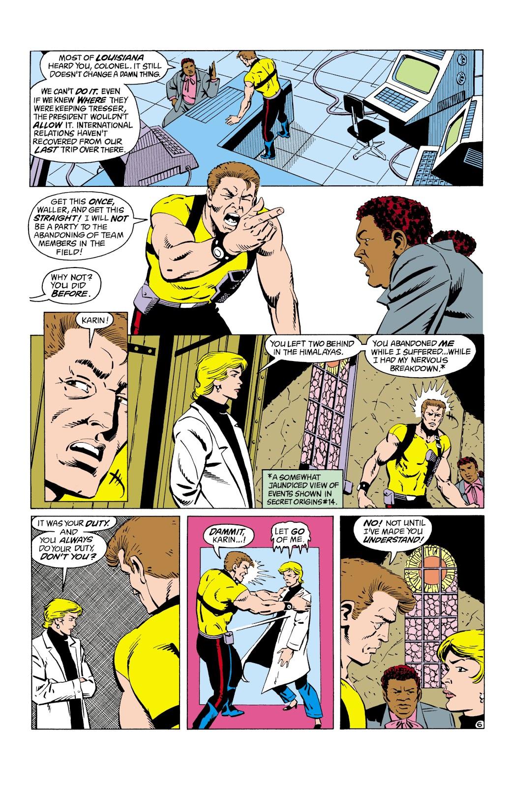 Suicide Squad (1987) Issue #8 #9 - English 7