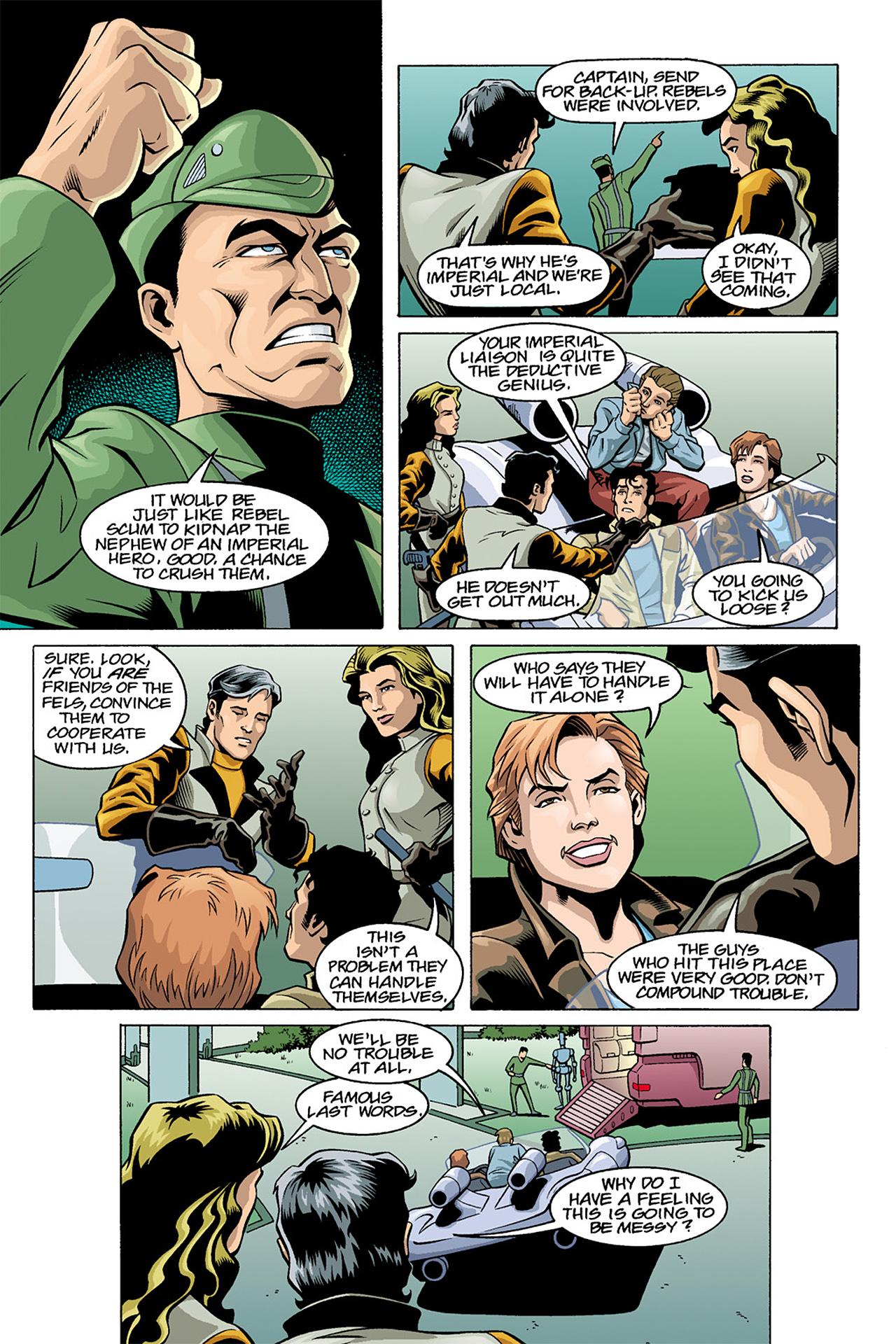 Read online Star Wars Omnibus comic -  Issue # Vol. 3 - 149