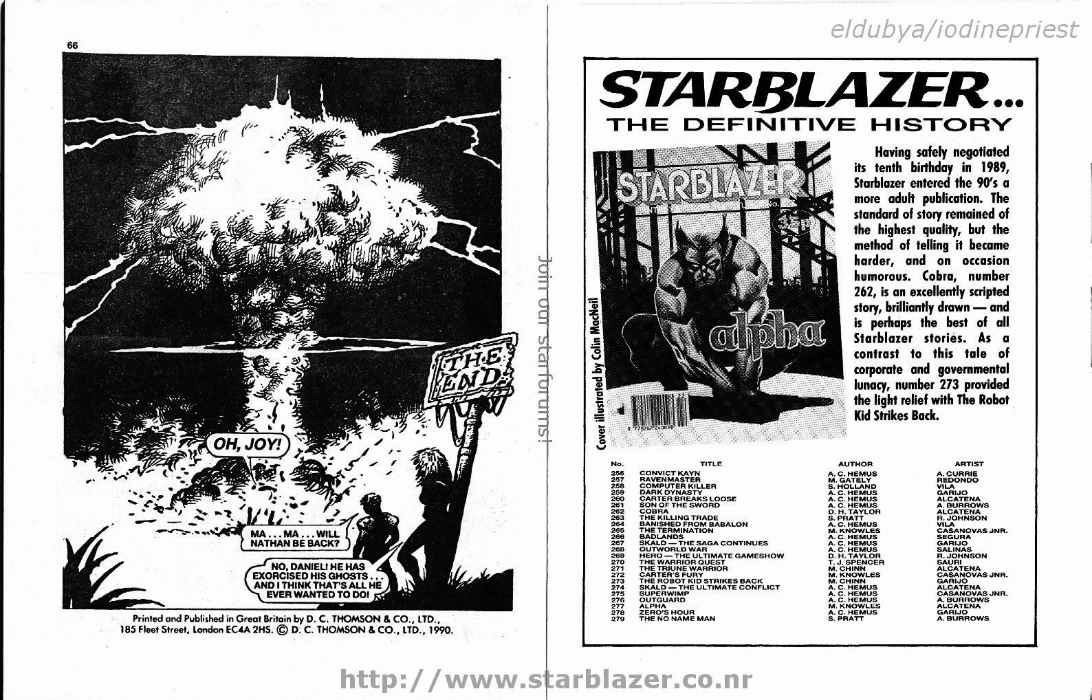 Starblazer issue 279 - Page 35