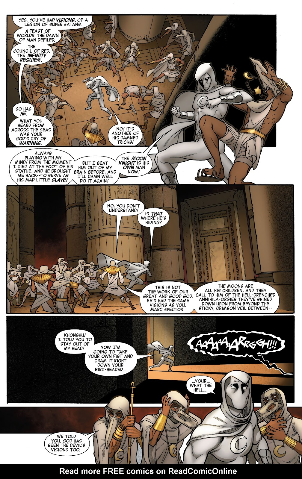 Avengers (2018) issue 34 - Page 4