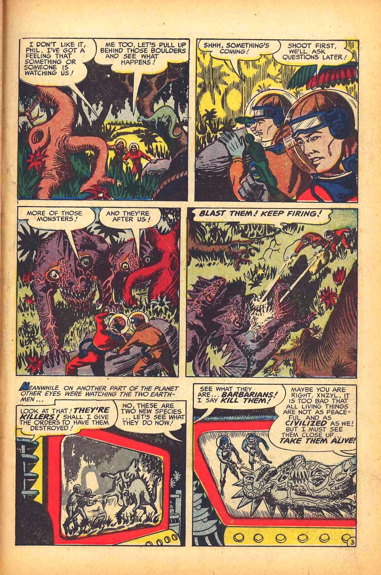 Weird Mysteries (1952) issue 6 - Page 29