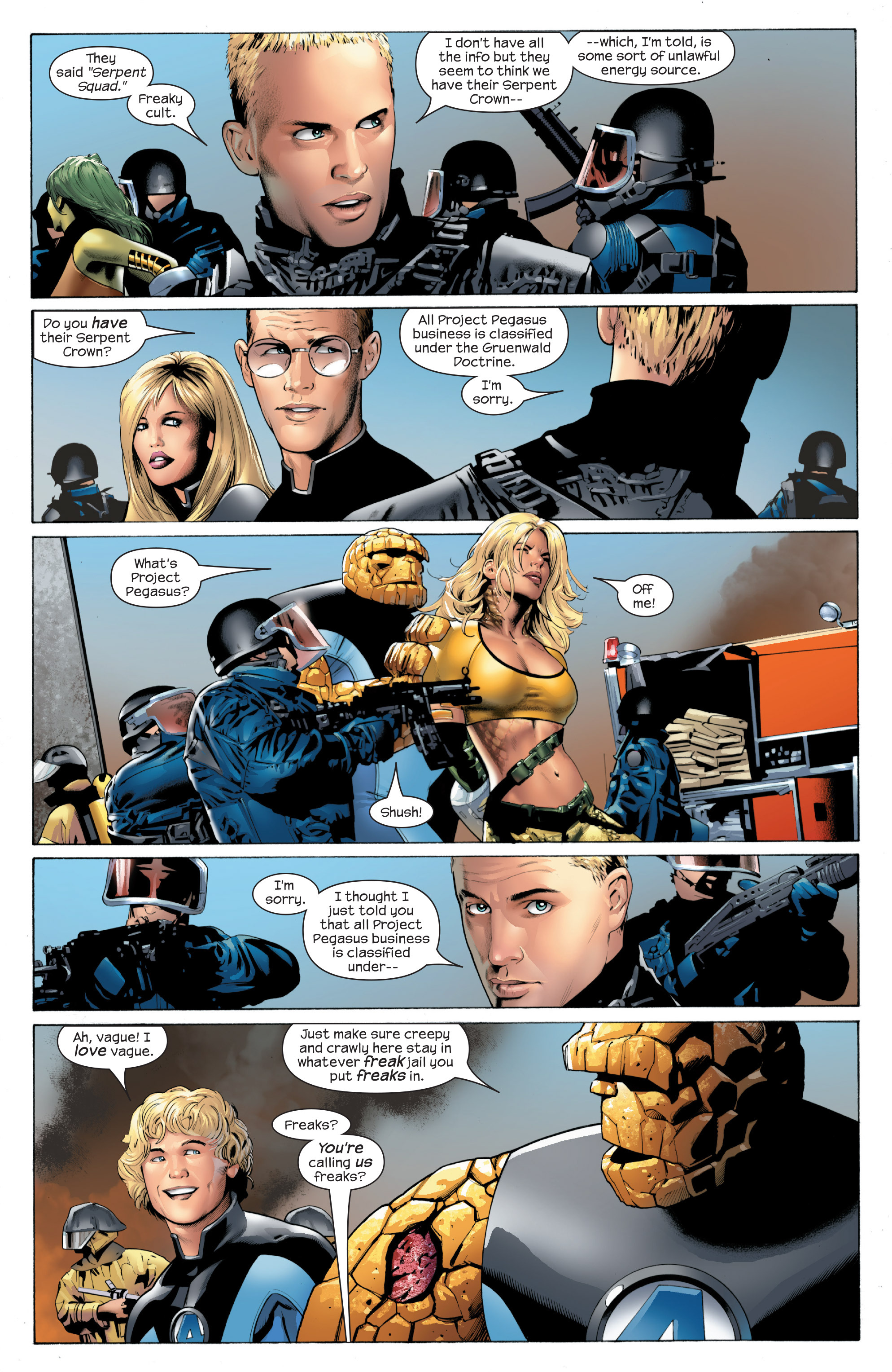 Read online Ultimate Power comic -  Issue #1 - 10