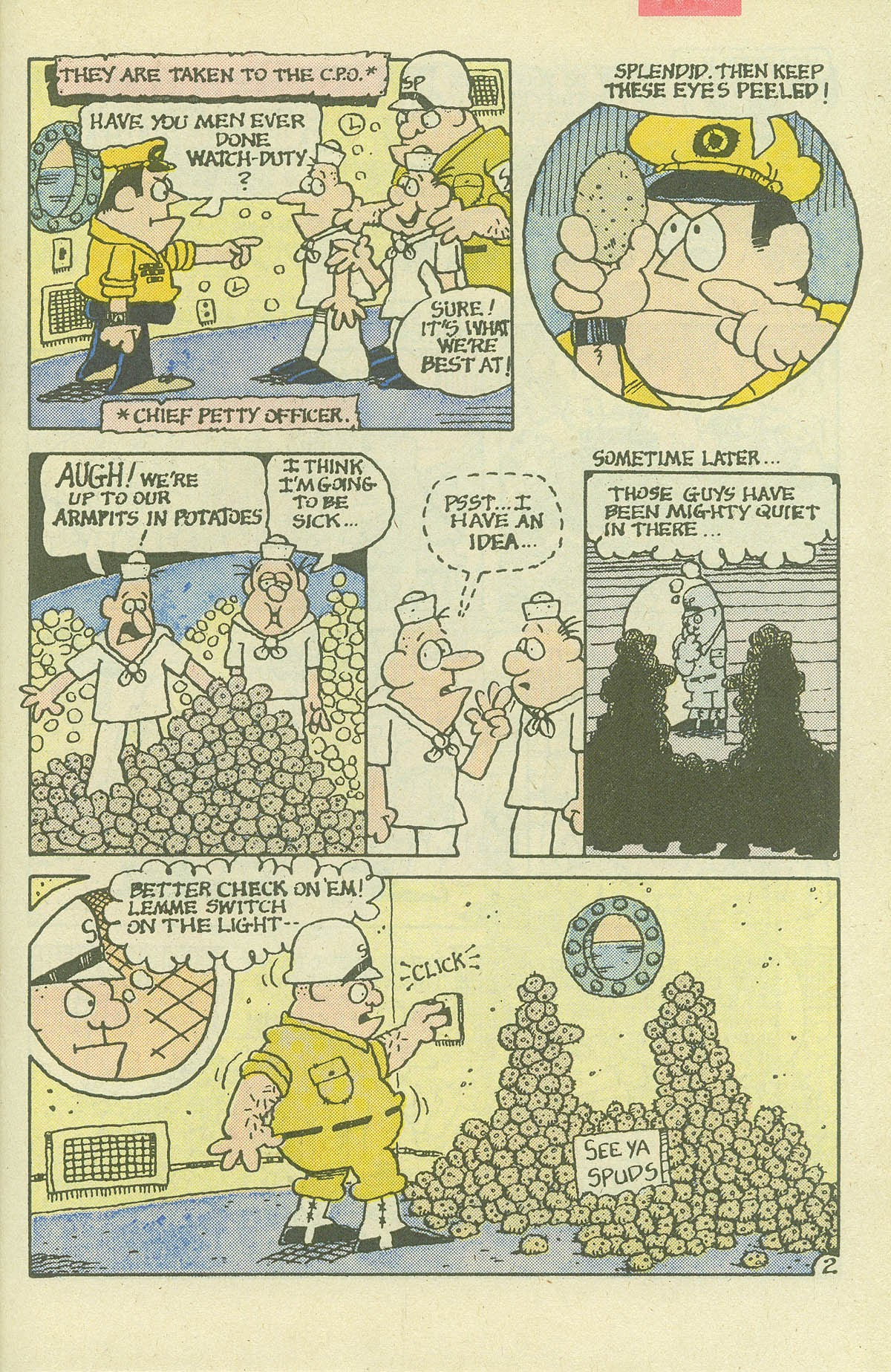 Read online Sgt. Rock comic -  Issue #409 - 26