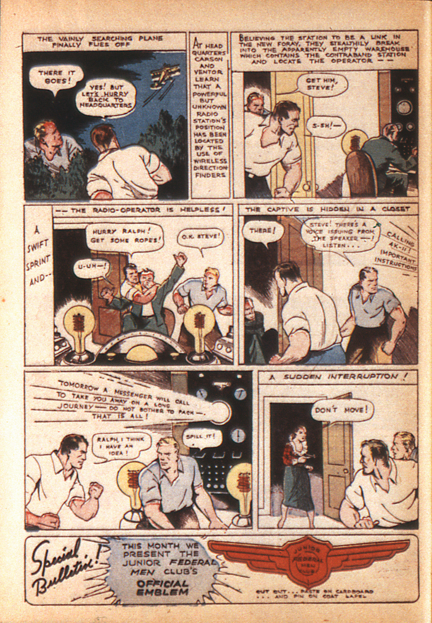 Read online Adventure Comics (1938) comic -  Issue #8 - 65