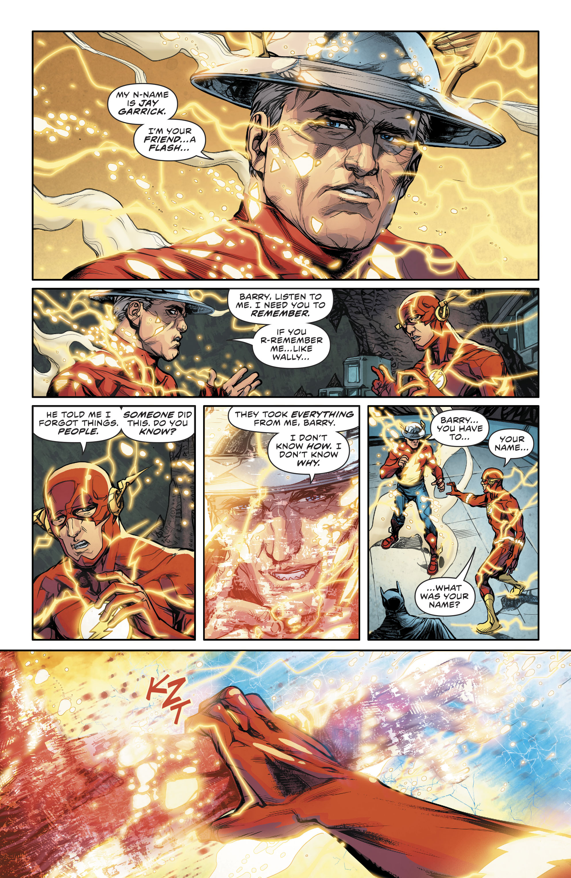 Read online The Flash (2016) comic -  Issue #22 - 14