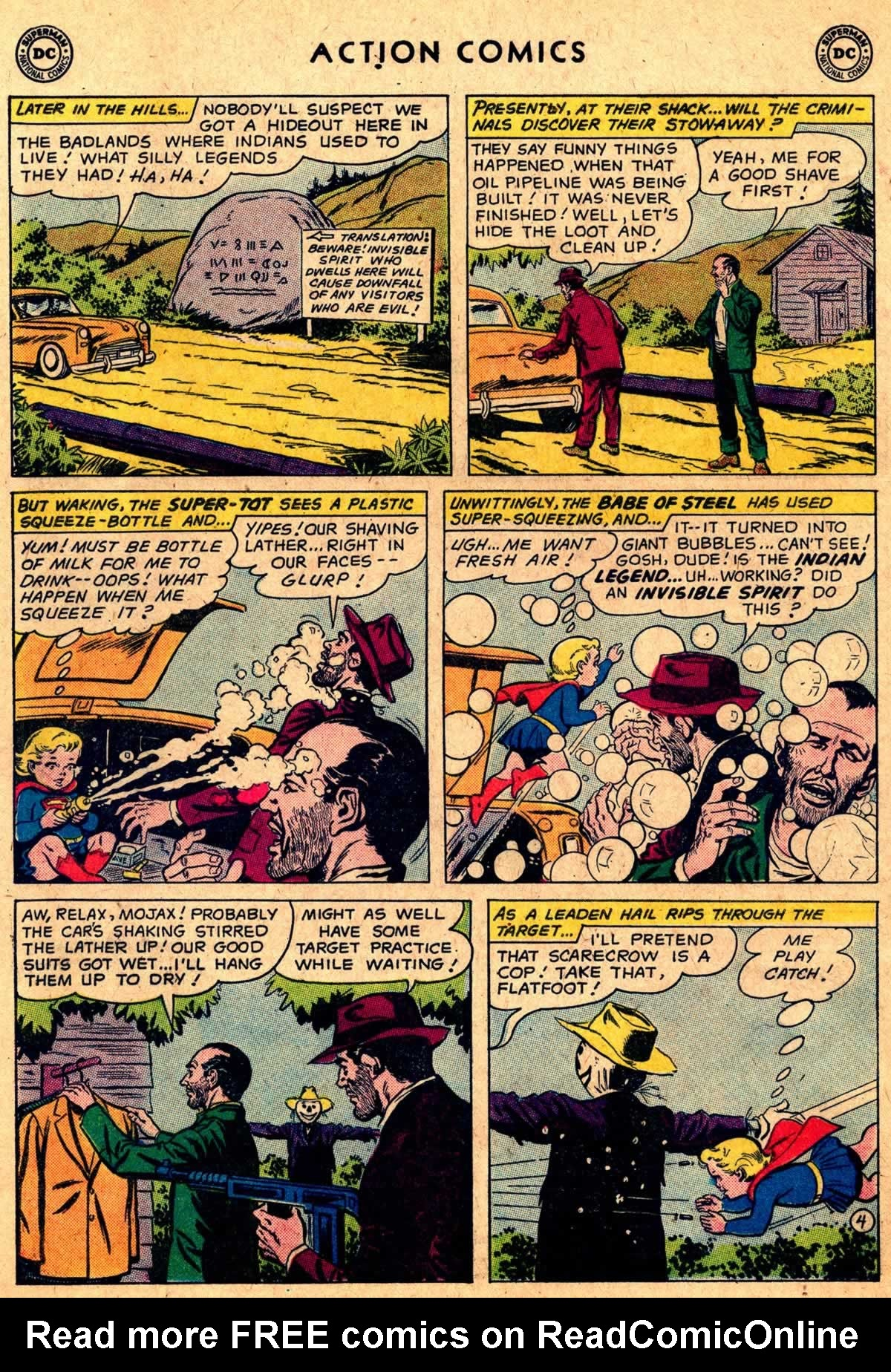 Action Comics (1938) 260 Page 16