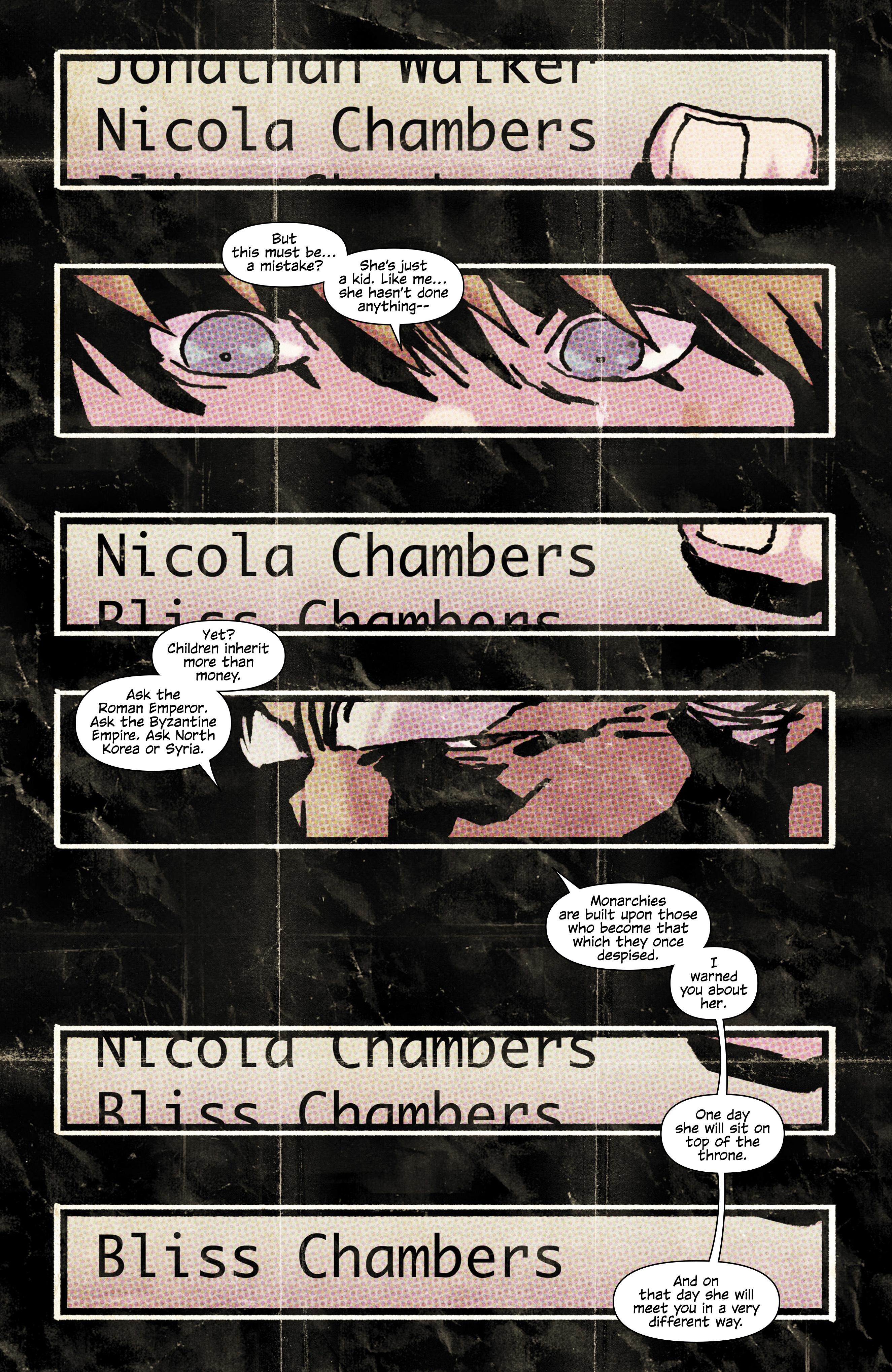 Read online Renato Jones, Season 2: Freelancer comic -  Issue #1 - 33