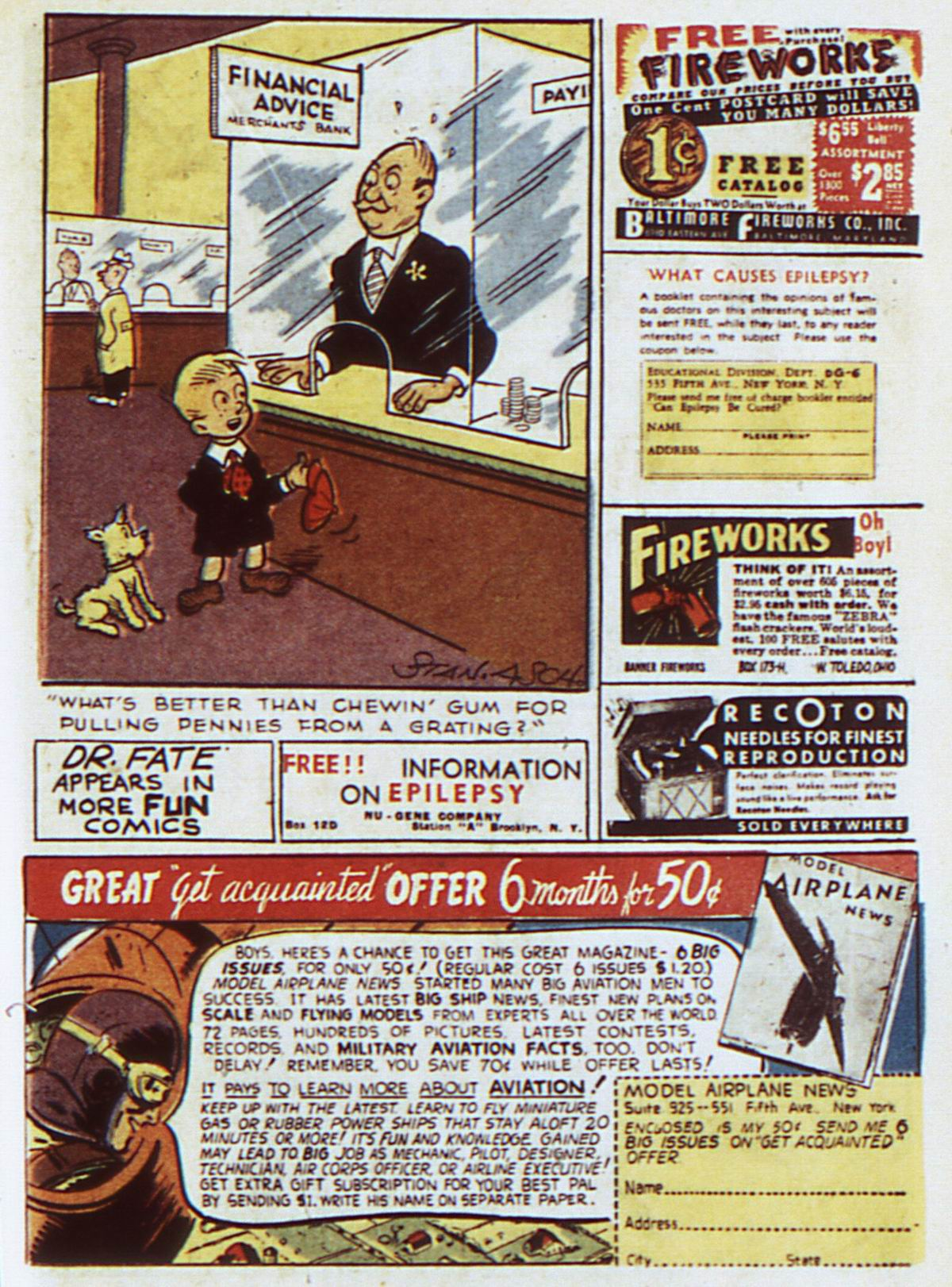 Read online Detective Comics (1937) comic -  Issue #52 - 37