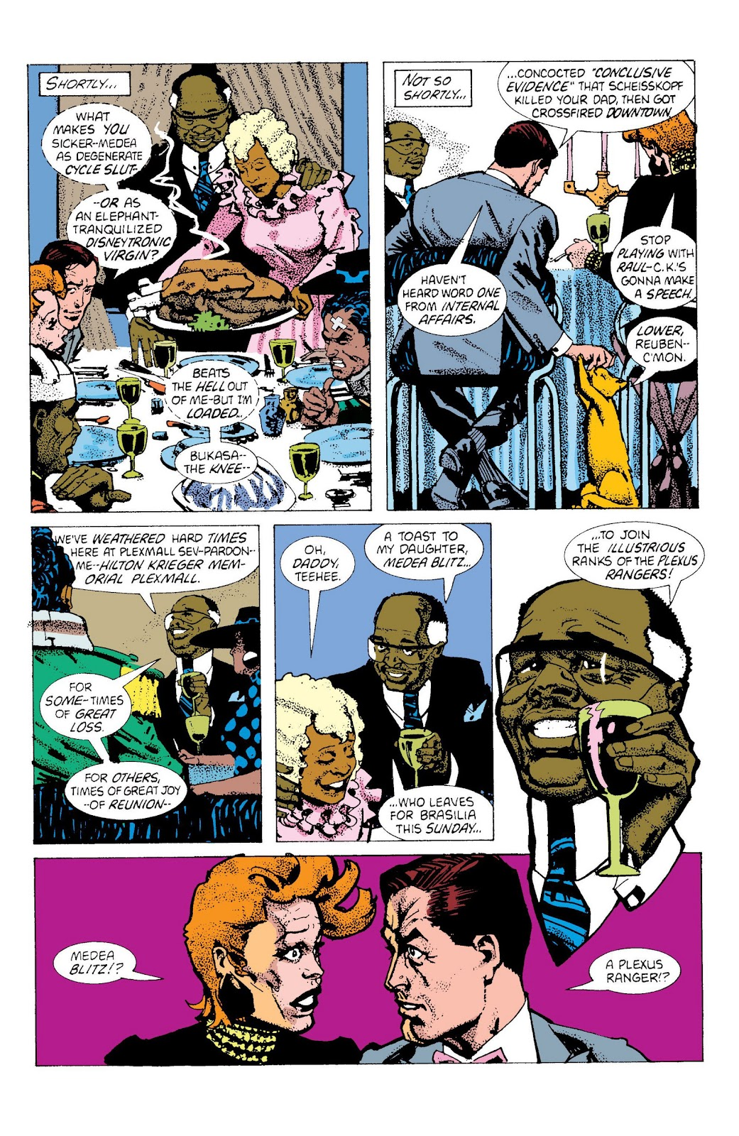American Flagg! issue Definitive Collection (Part 2) - Page 22