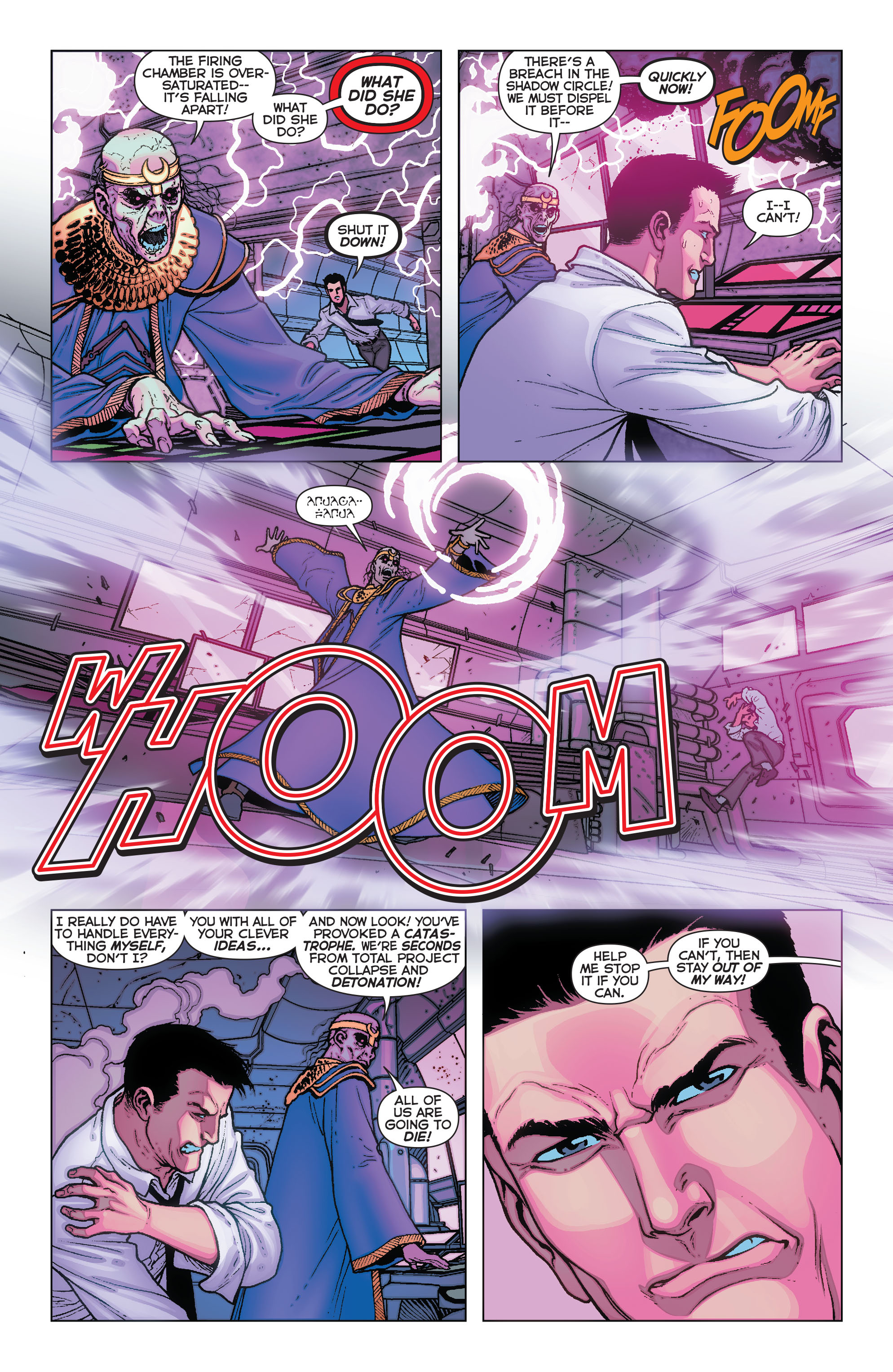 Read online Trinity of Sin: Pandora comic -  Issue #8 - 20