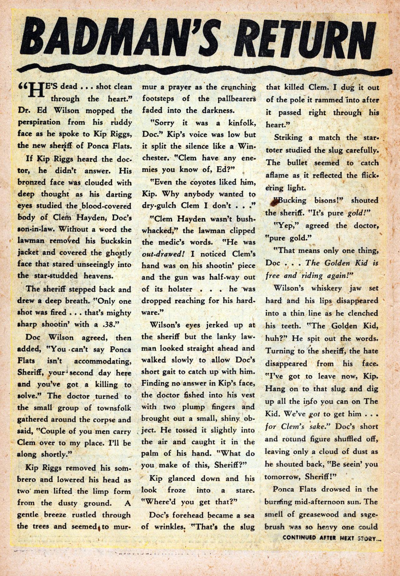 Read online Two-Gun Kid comic -  Issue #19 - 18