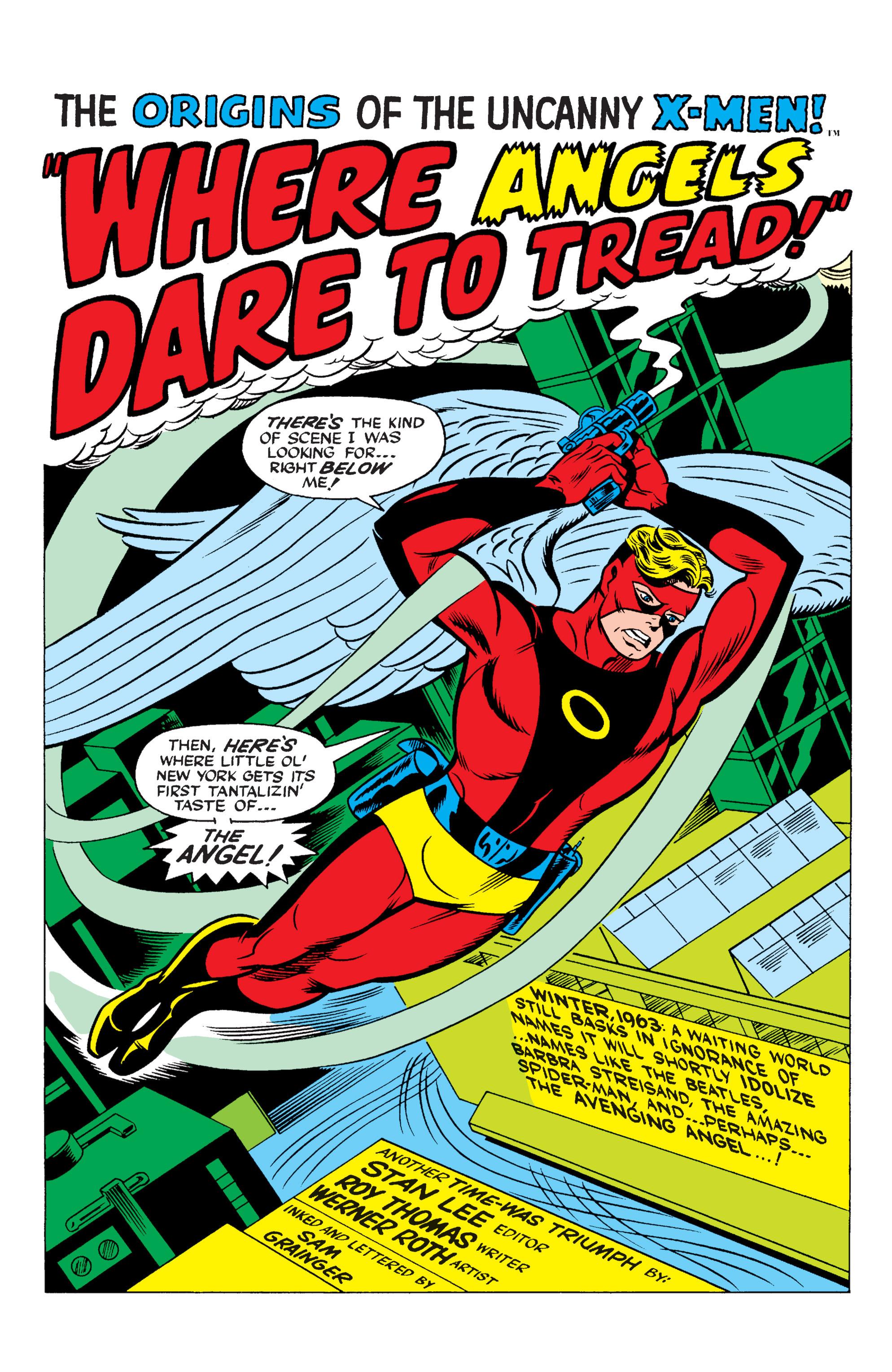 Uncanny X-Men (1963) 55 Page 16