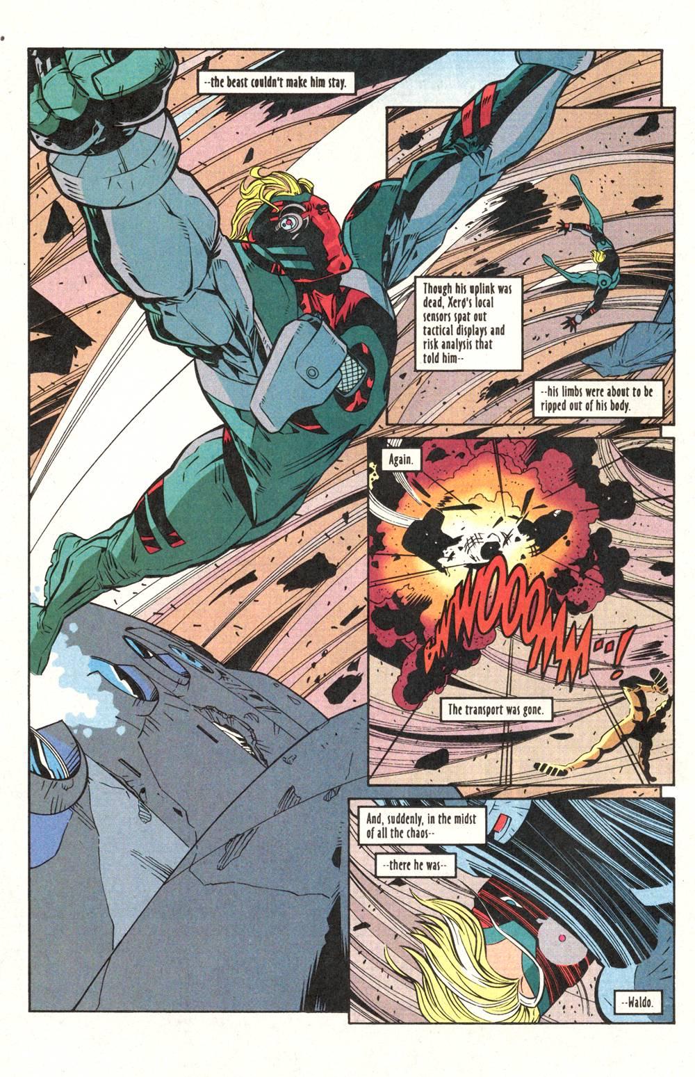 Read online Xero comic -  Issue #6 - 8