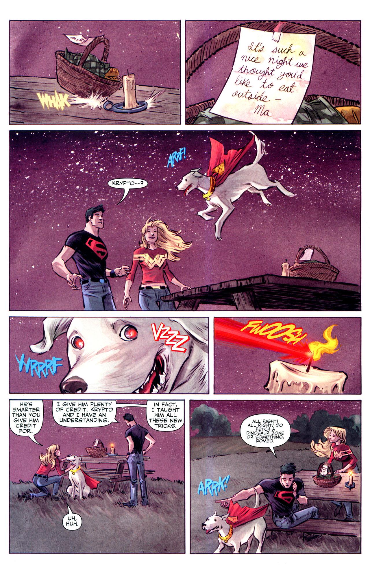 Read online Adventure Comics (2009) comic -  Issue #2 - 12