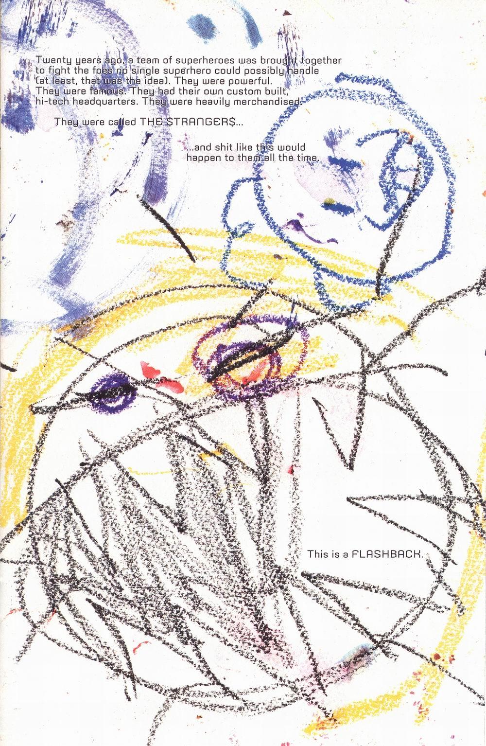 Read online Automatic Kafka comic -  Issue #6 - 3