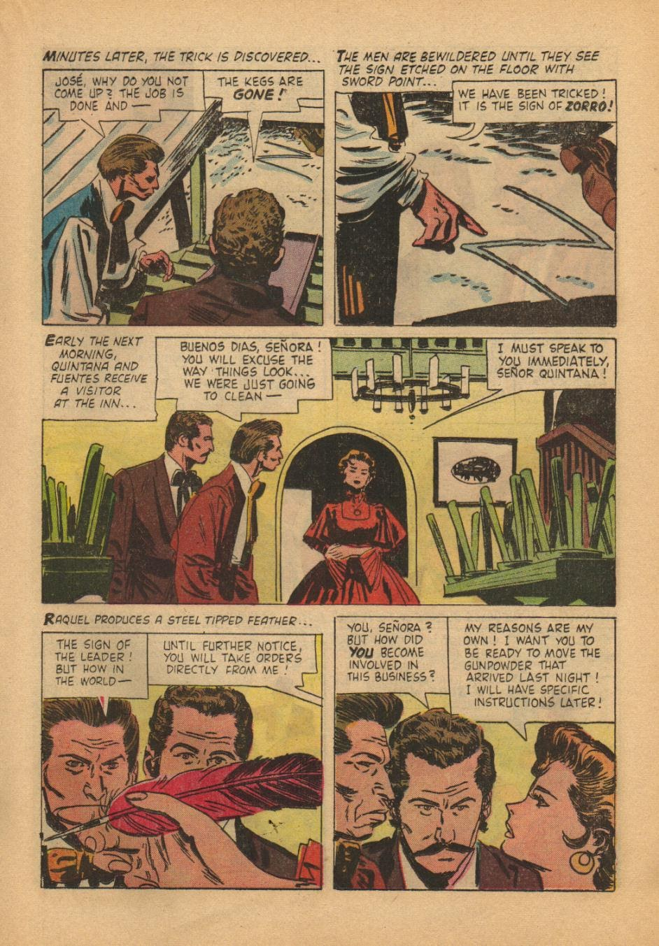 Zorro (1966) issue 2 - Page 17