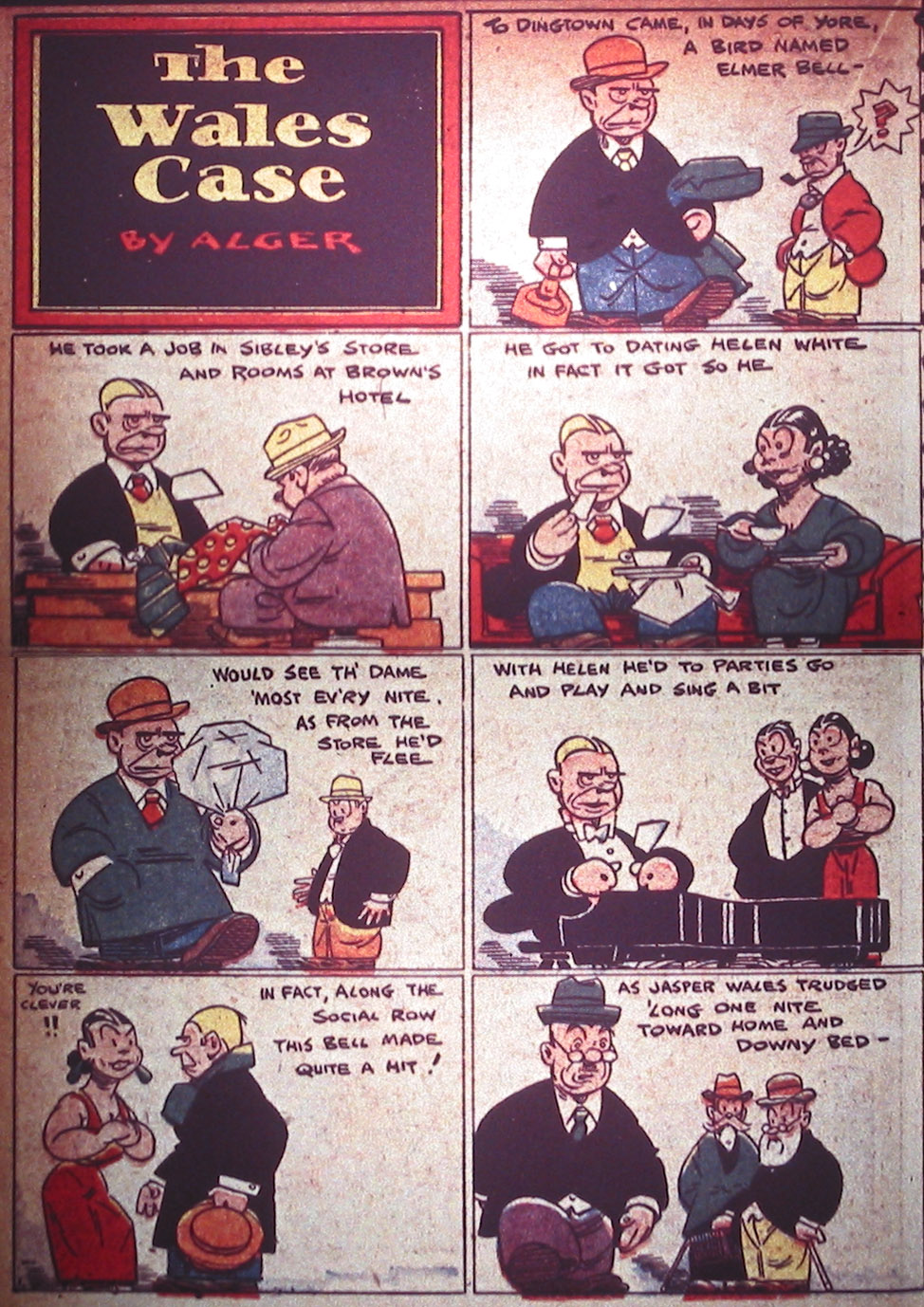 Read online Detective Comics (1937) comic -  Issue #3 - 40